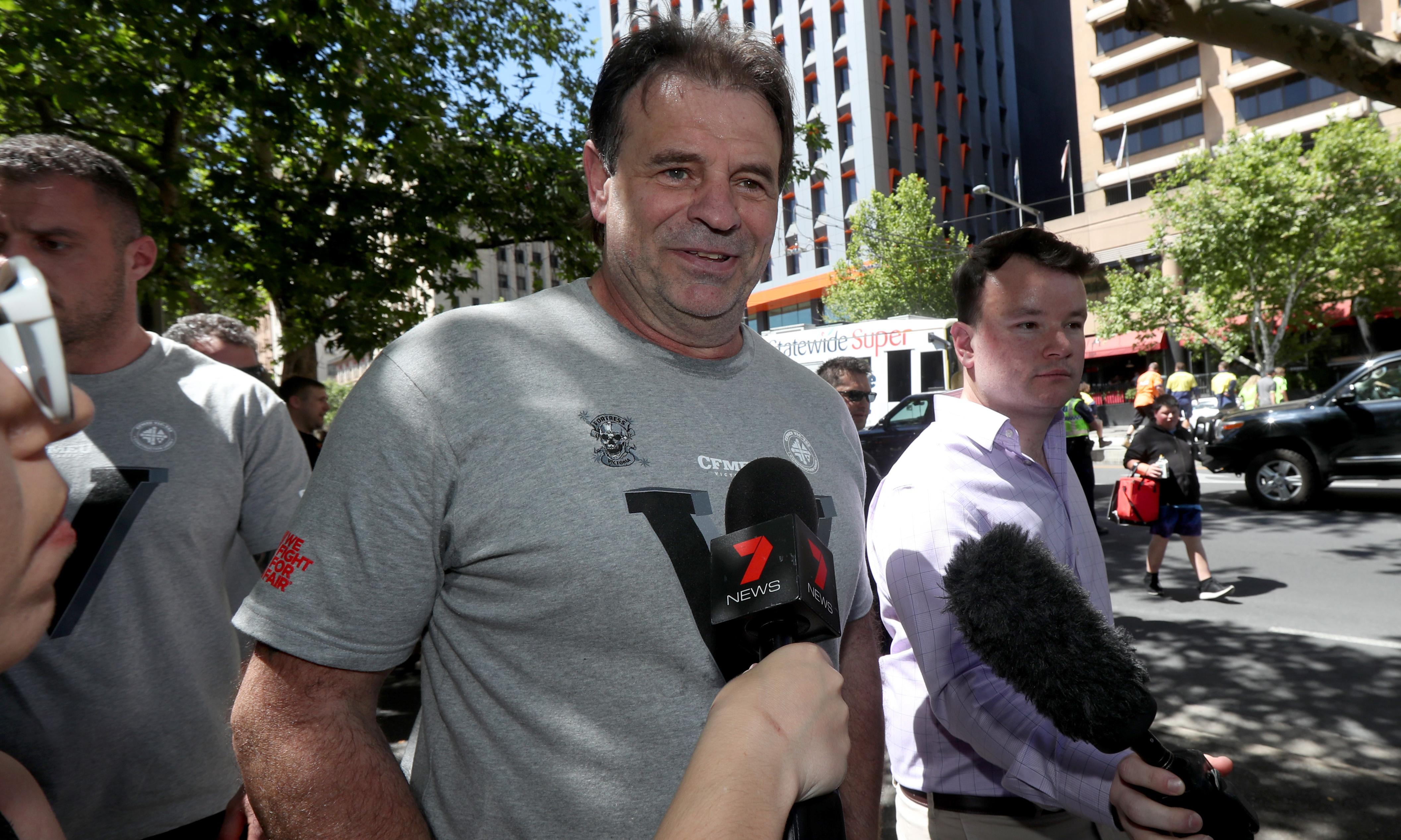 John Setka tells Albanese to 'grow some balls' as unionists walk out on deputy leader