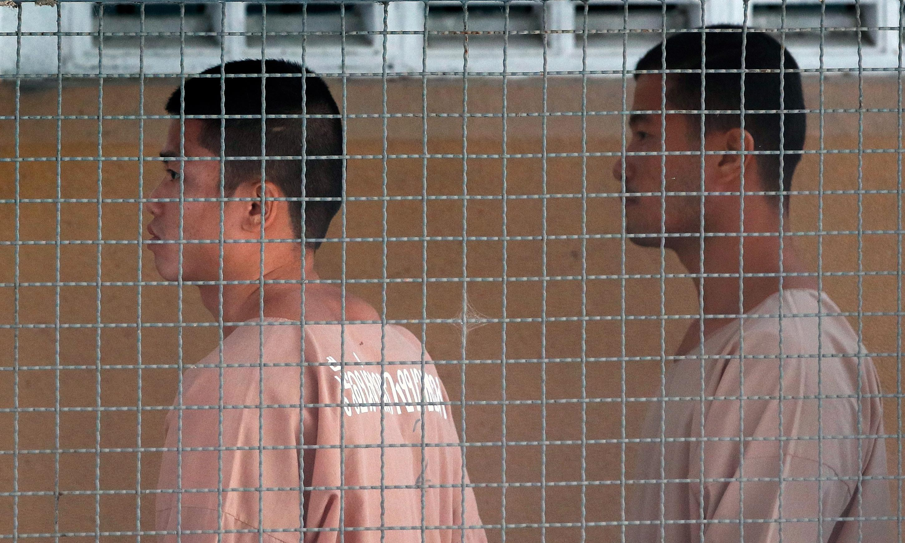 Thai court upholds death penalty over murder of two Britons