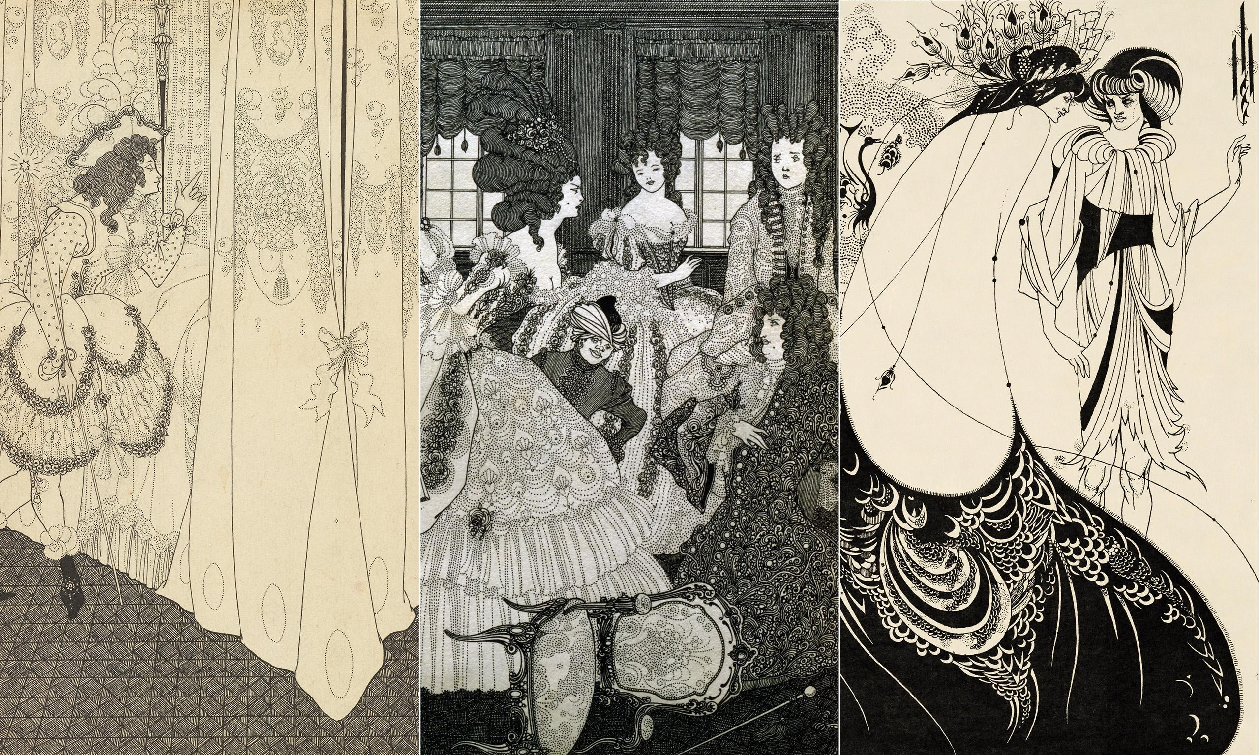 Erotic reveries from Beardsley and a Jedi robe – the week in art