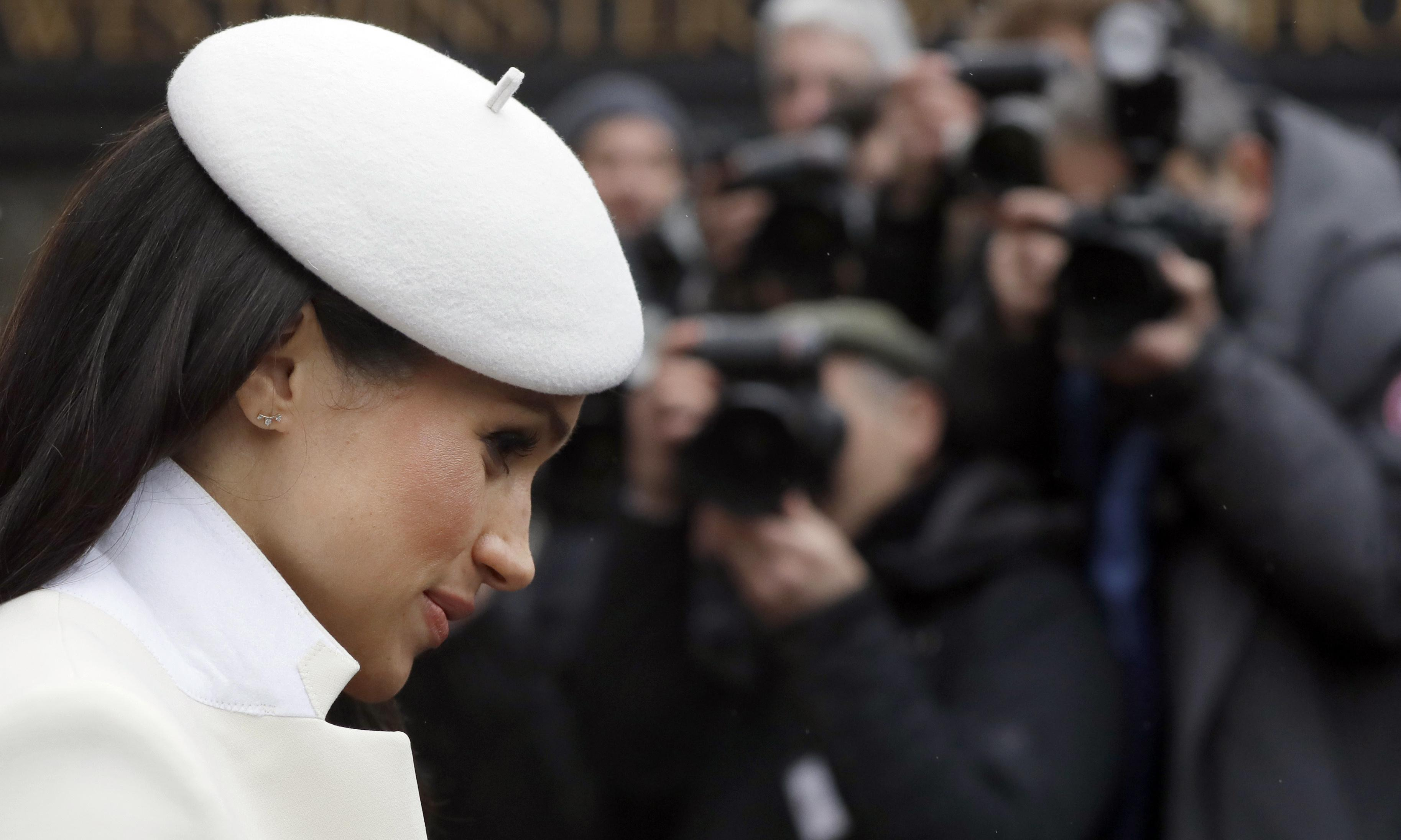 Simply by defying the tabloids, Meghan has already beaten them