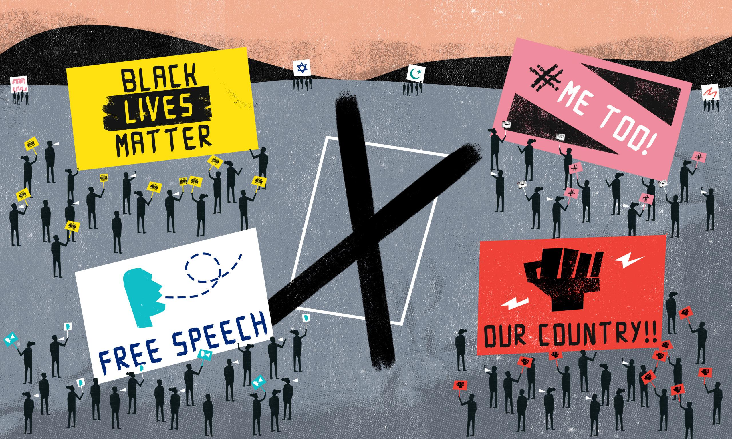 It comes as no shock that the powerful hate 'identity politics'