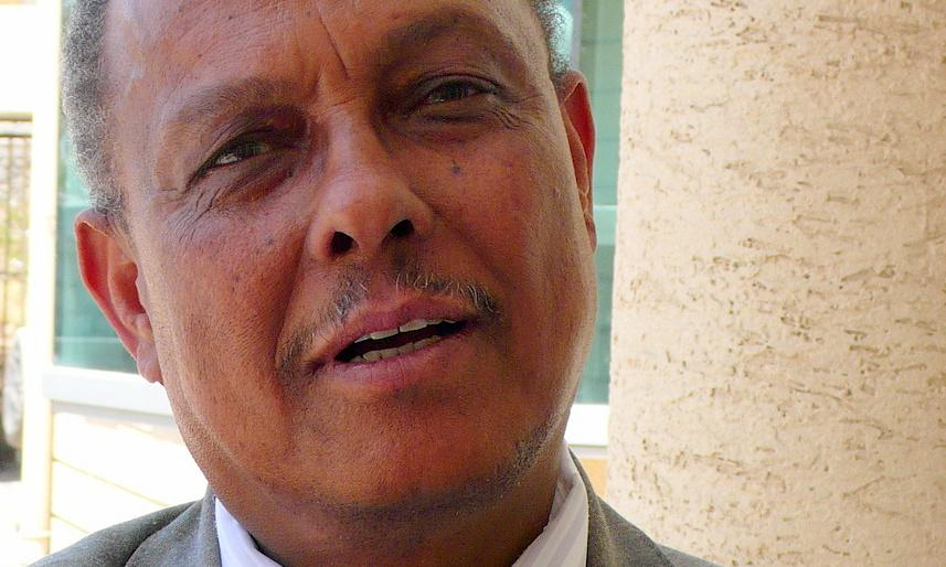 Gebremedhin Bekele obituary