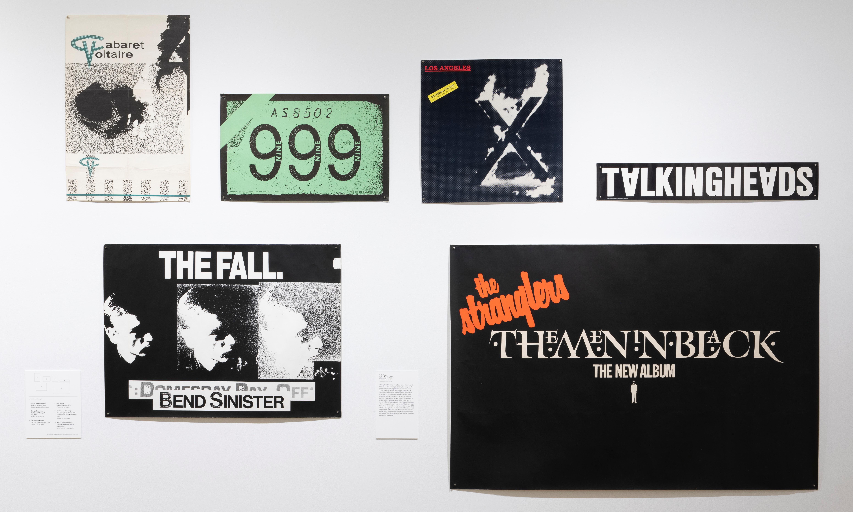 'Punk never dies': celebrating the revolutionary art of an era