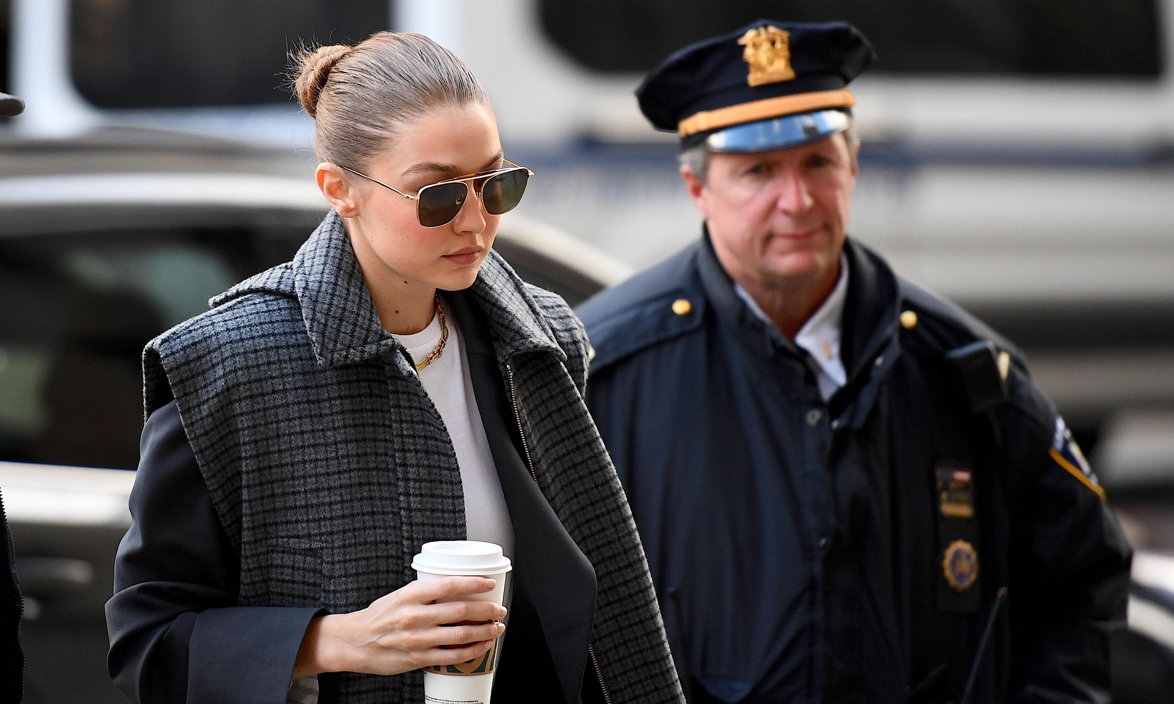 Gigi Hadid dismissed as juror in Harvey Weinstein trial
