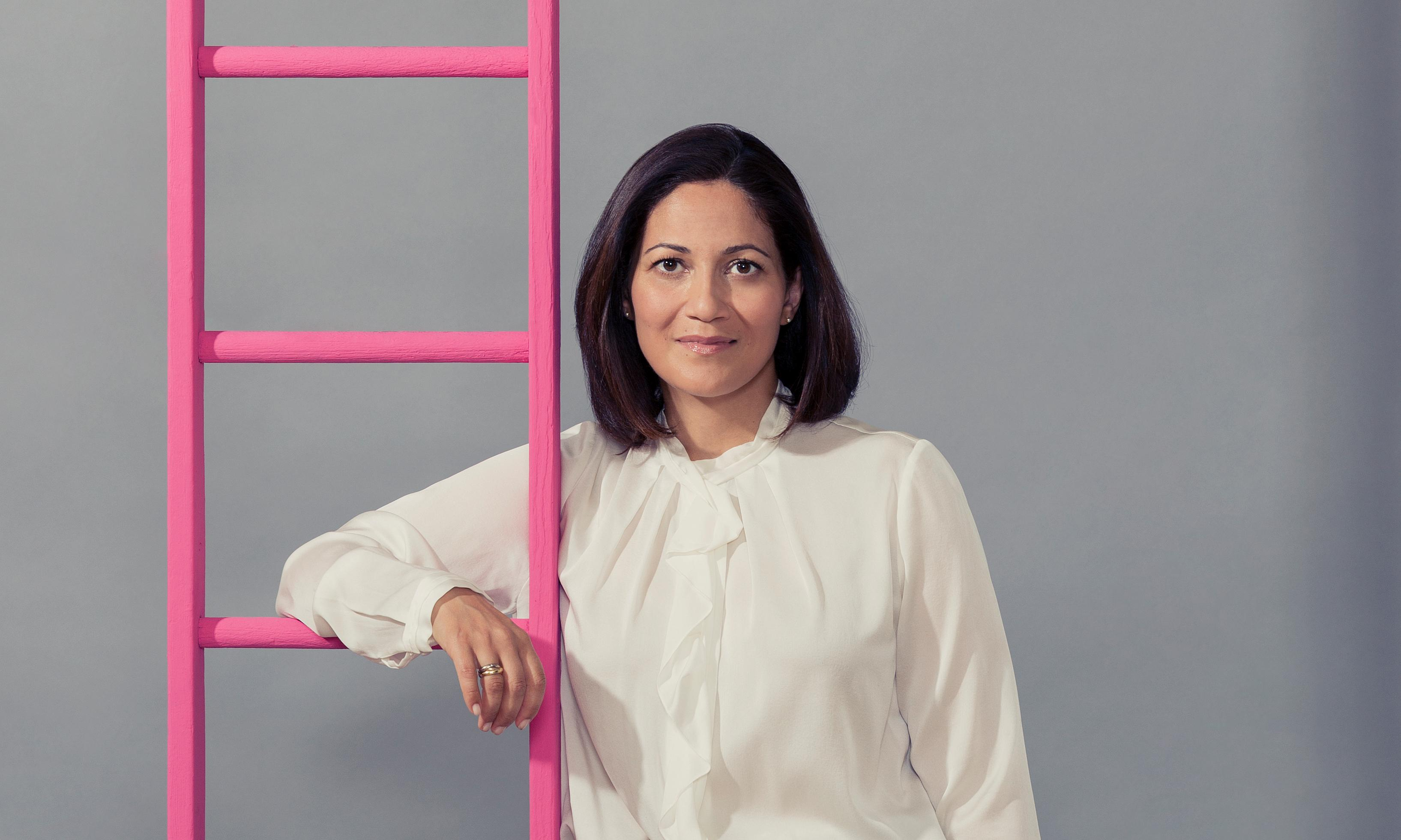 Mishal Husain: 'With a name like mine, my career would only have been possible in Britain'