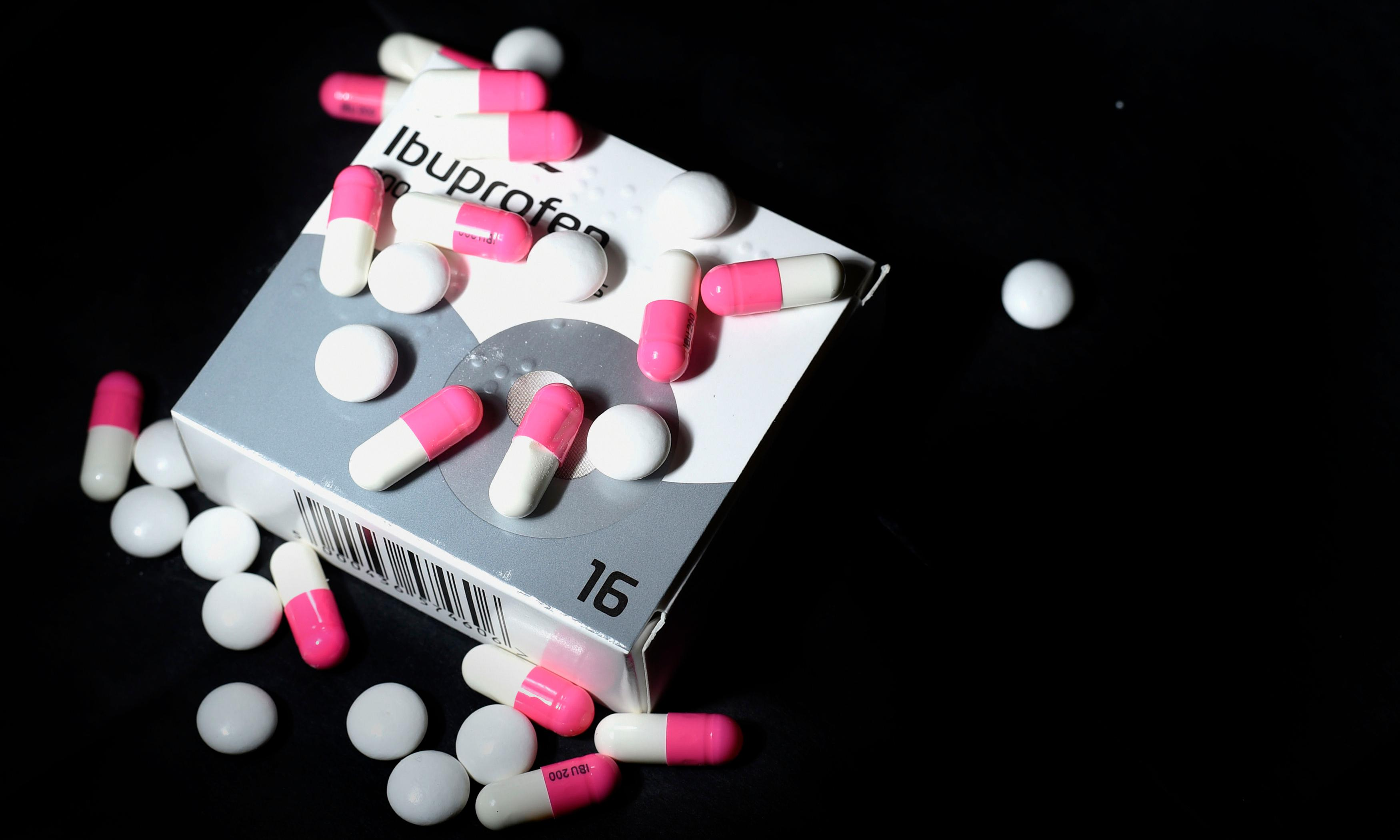 Ibuprofen may increase risk of fertility issues in men, study suggests