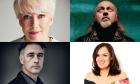 (From TL): Emma Thompson, Bill Bailey, Deborah Frances-White and Greg Wise.