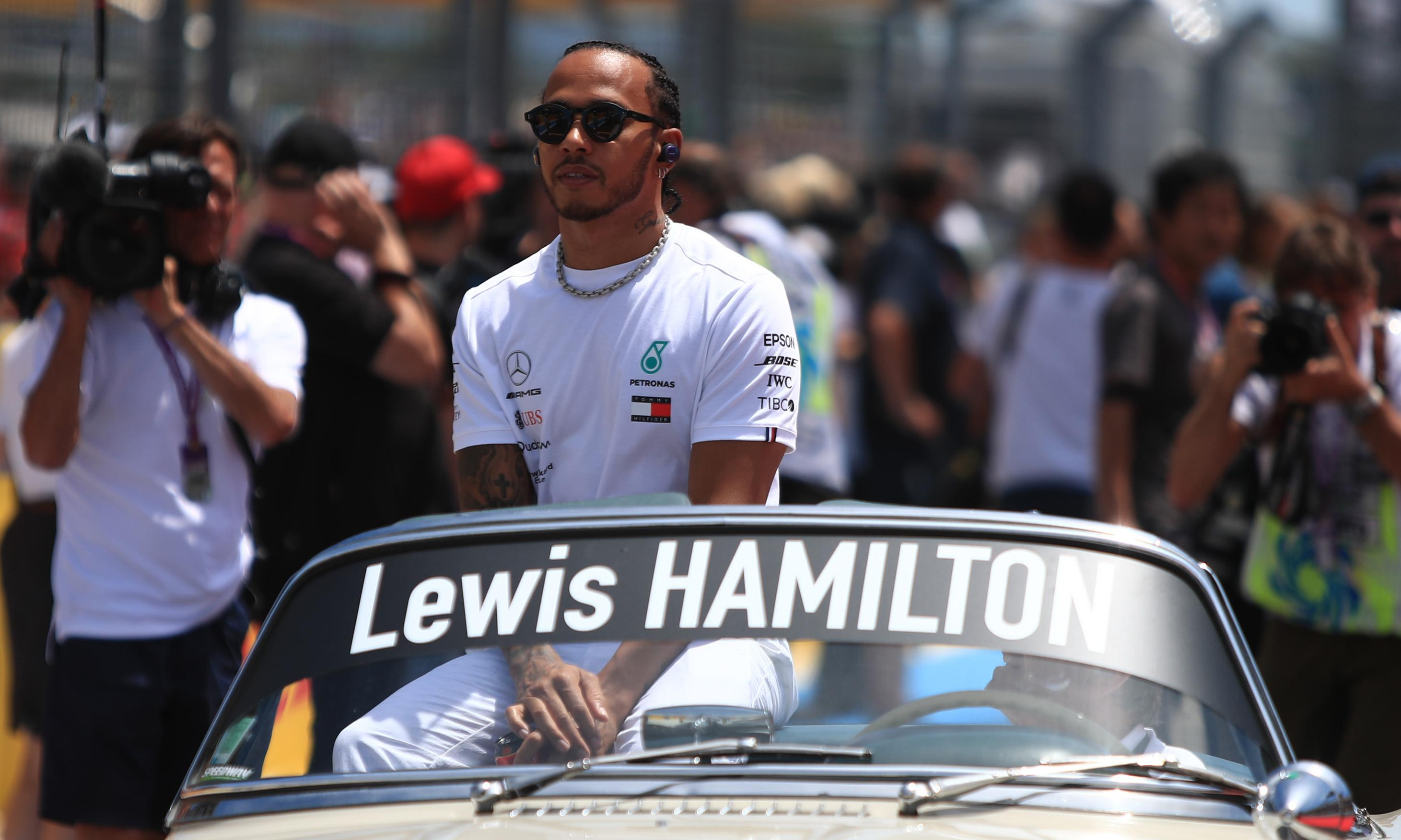 Lewis Hamilton looks unassailable while George Russell shows his class