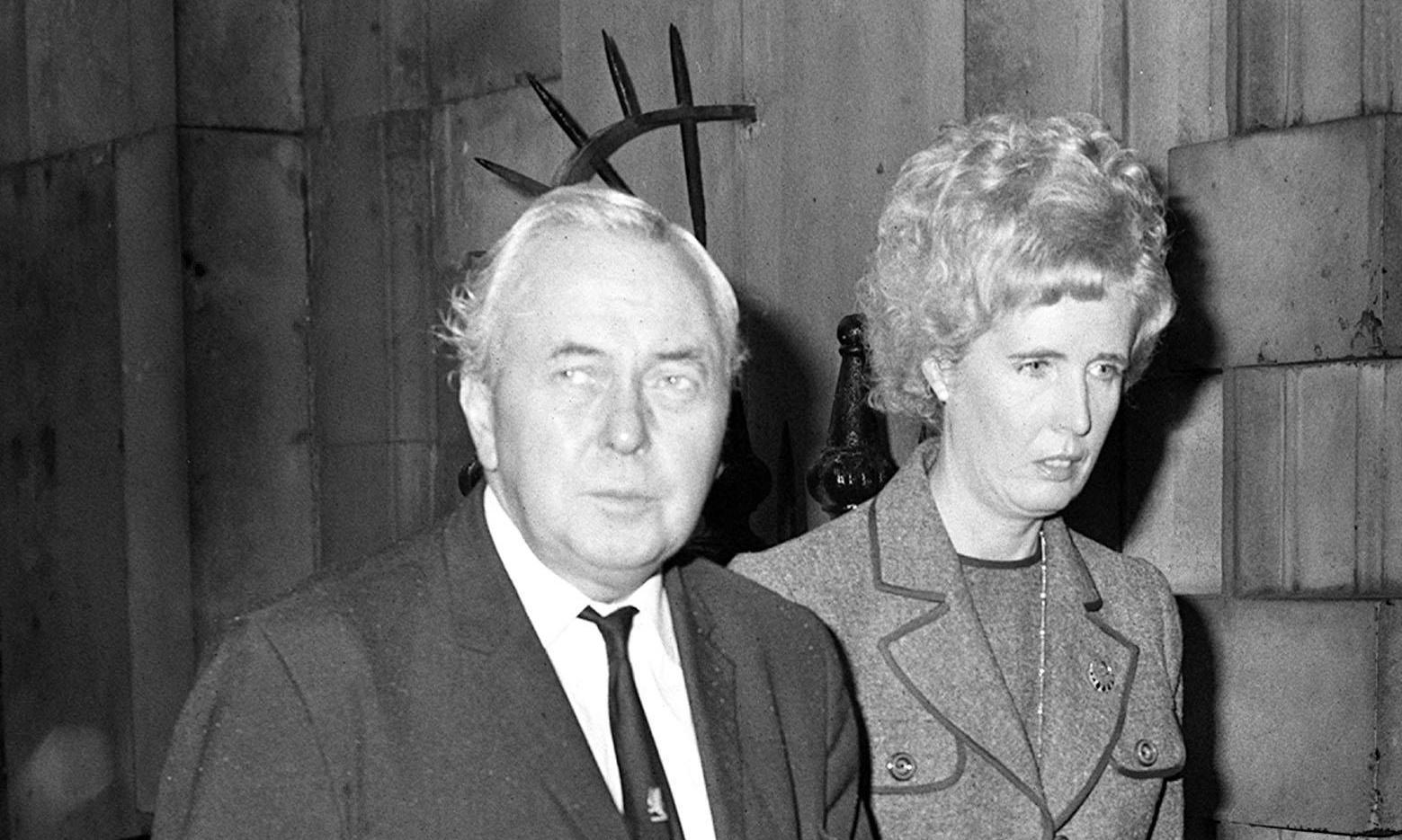 Lady Falkender, Harold Wilson's righthand woman, dies, aged 86