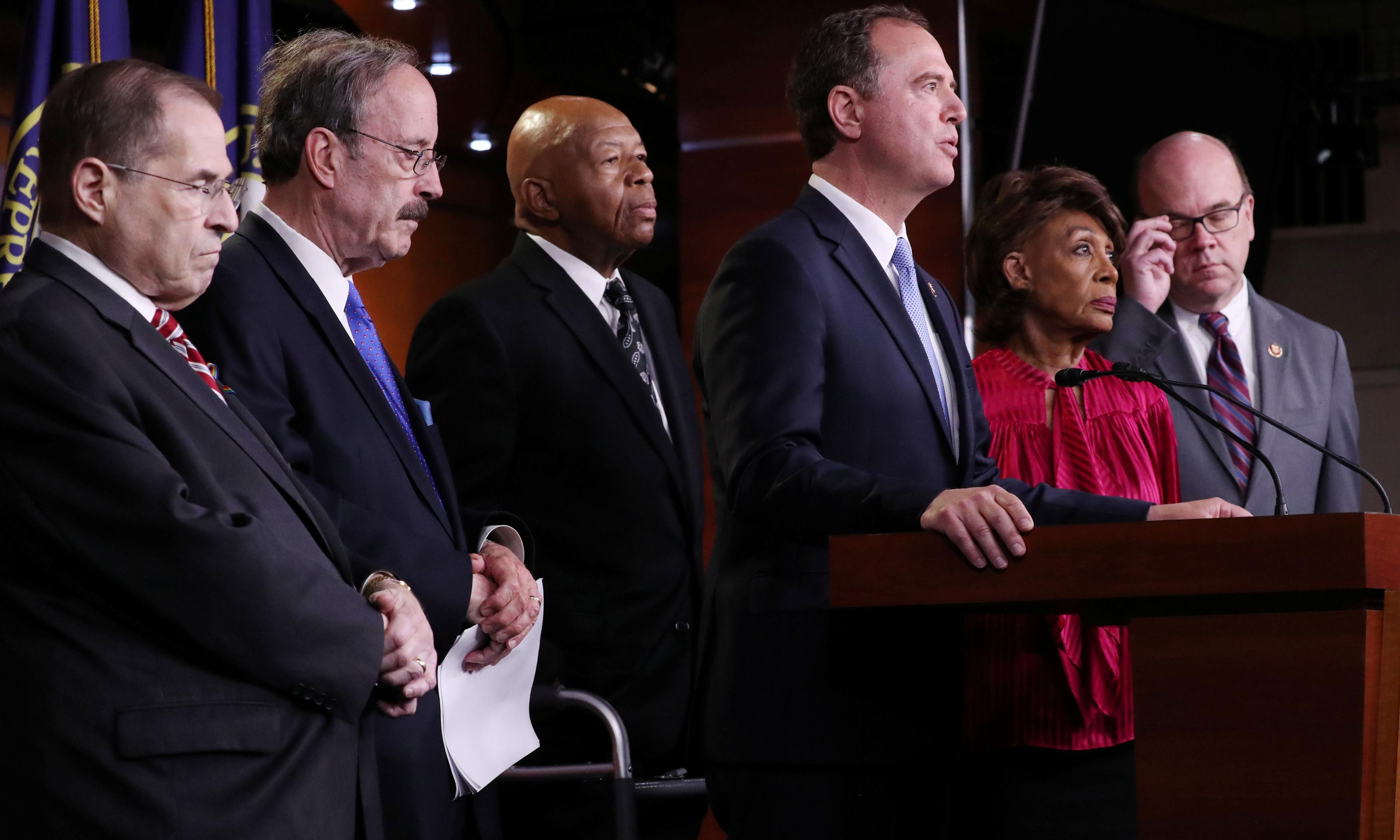 House moves to enforce subpoenas against Barr and McGahn