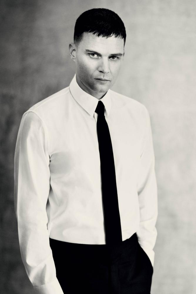 Matthew M Williams, the new creative director of Givenchy