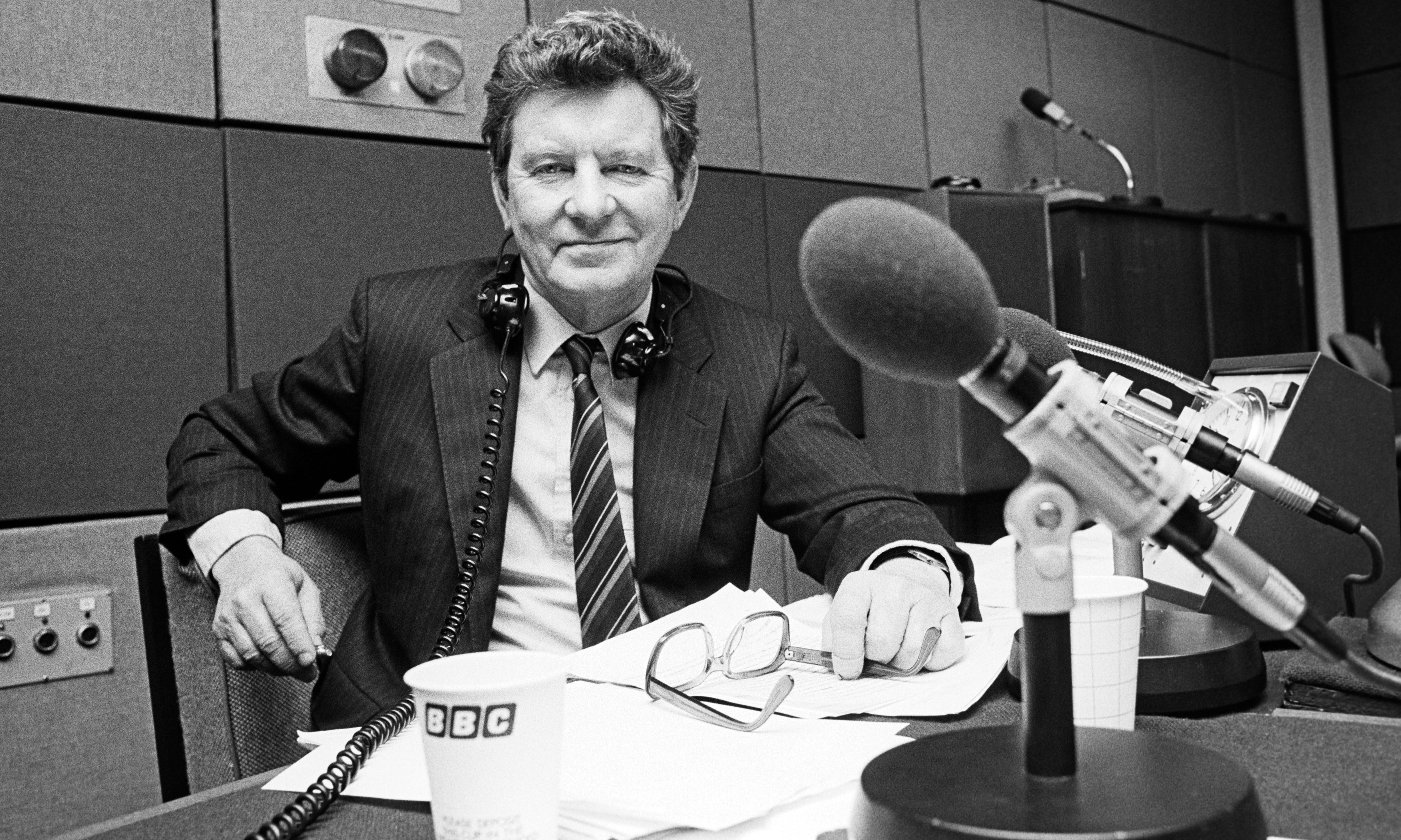 BBC newsreader Richard Baker dies aged 93