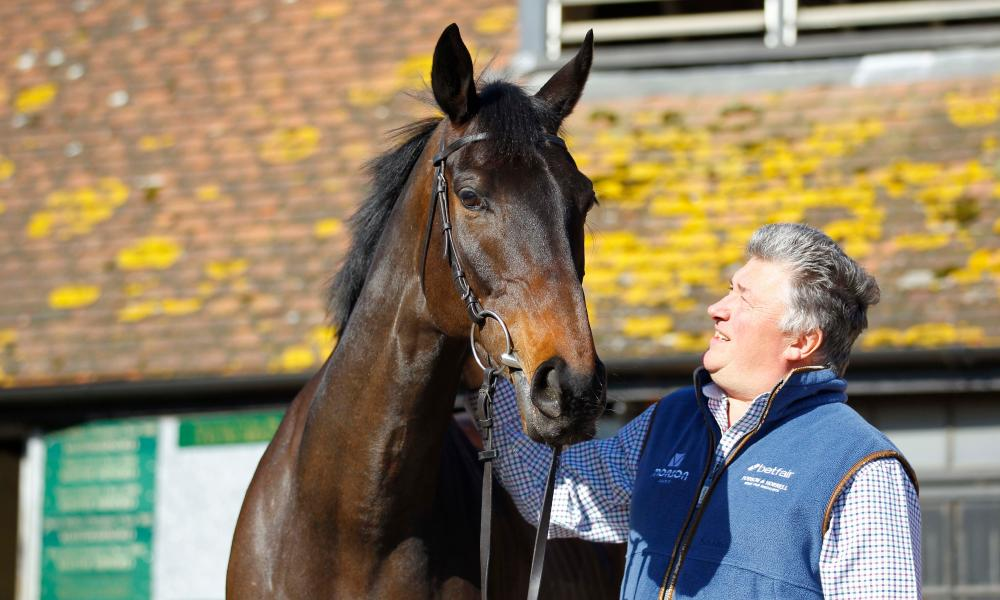Clan Des Obeaux and Paul Nicholls