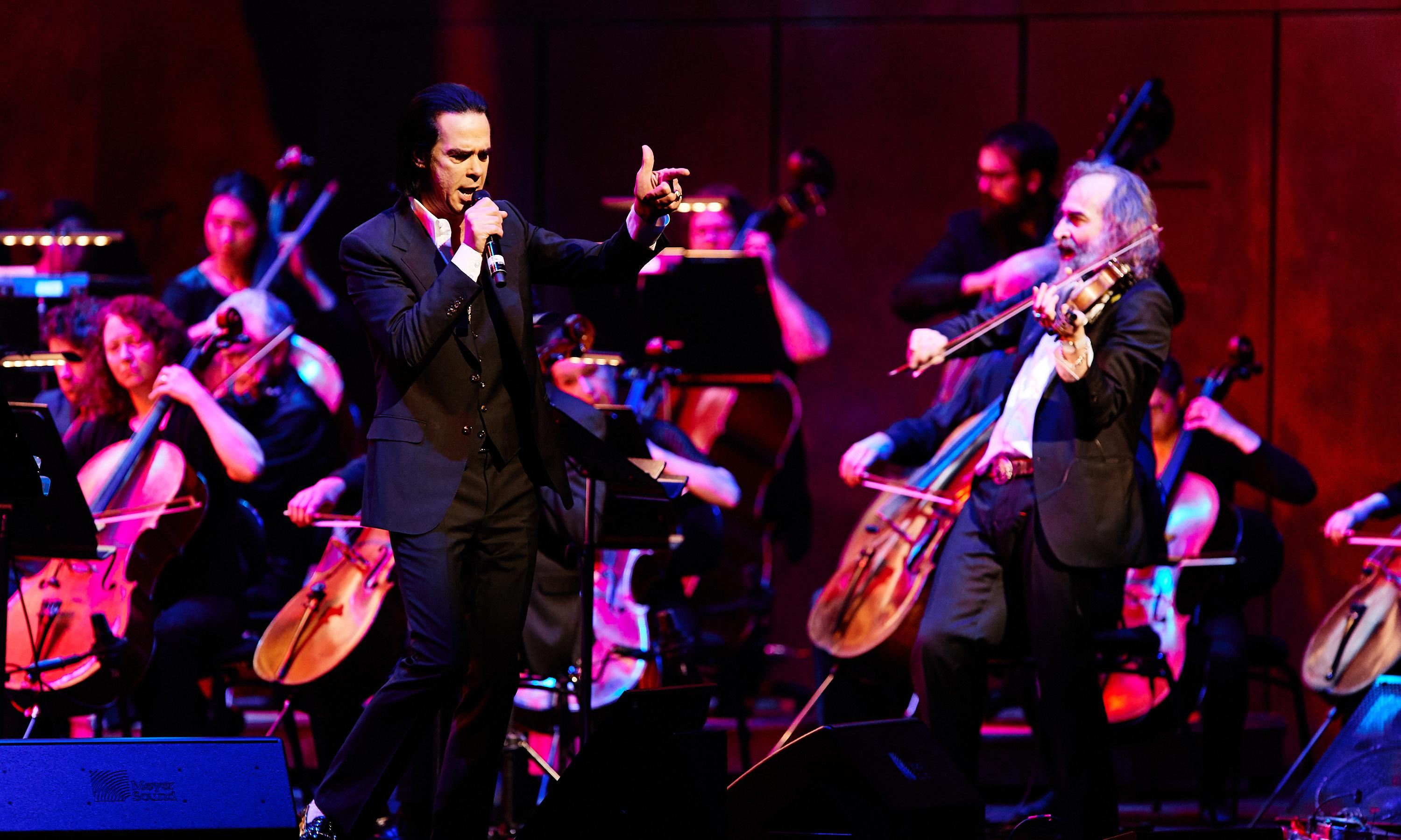 The Film Music of Nick Cave and Warren Ellis: princes of darkness offer light relief