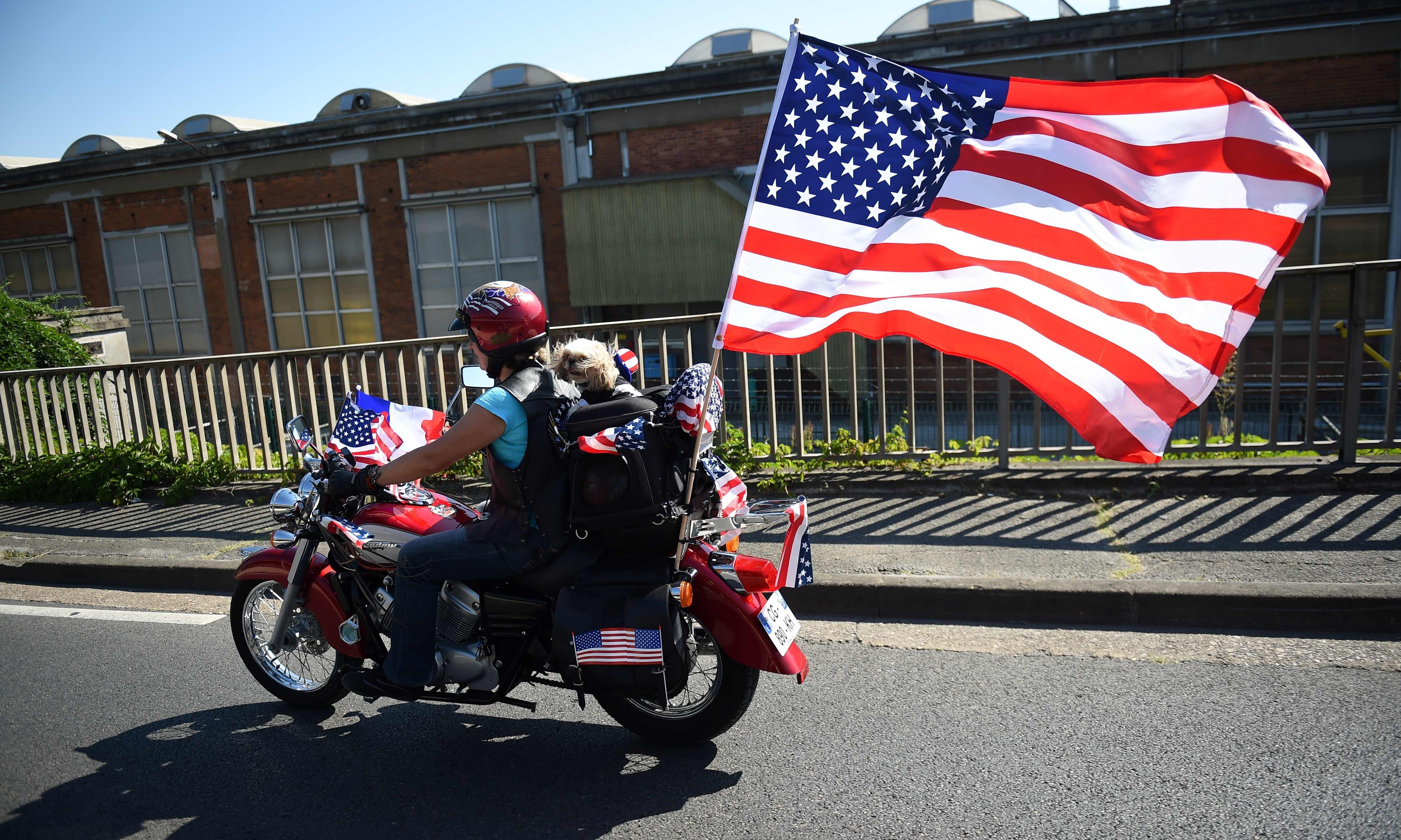Trump makes U-turn to support Harley-Davidson as profits fall amid tariff war
