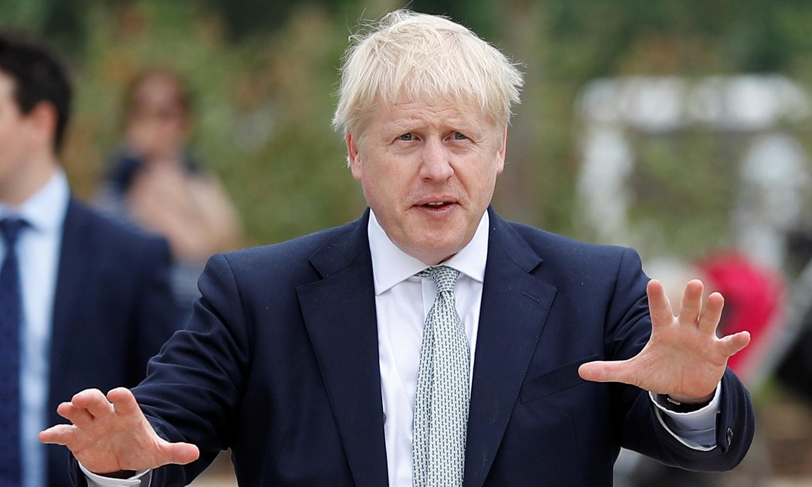 Brexit: Johnson says Britain will leave EU on 31 October 'do or die'
