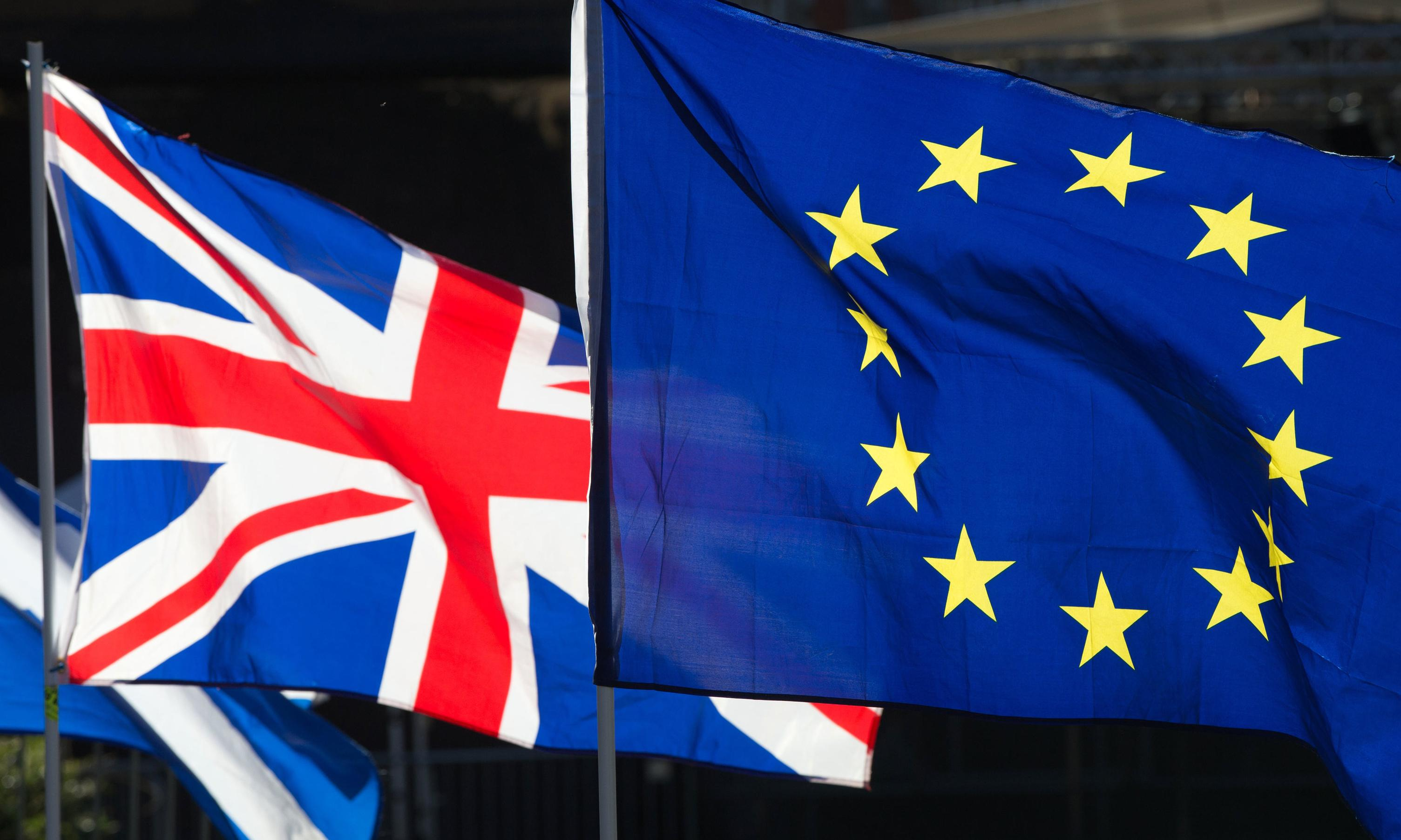 Leaked file shows contrasts for Britons in EU after no-deal Brexit