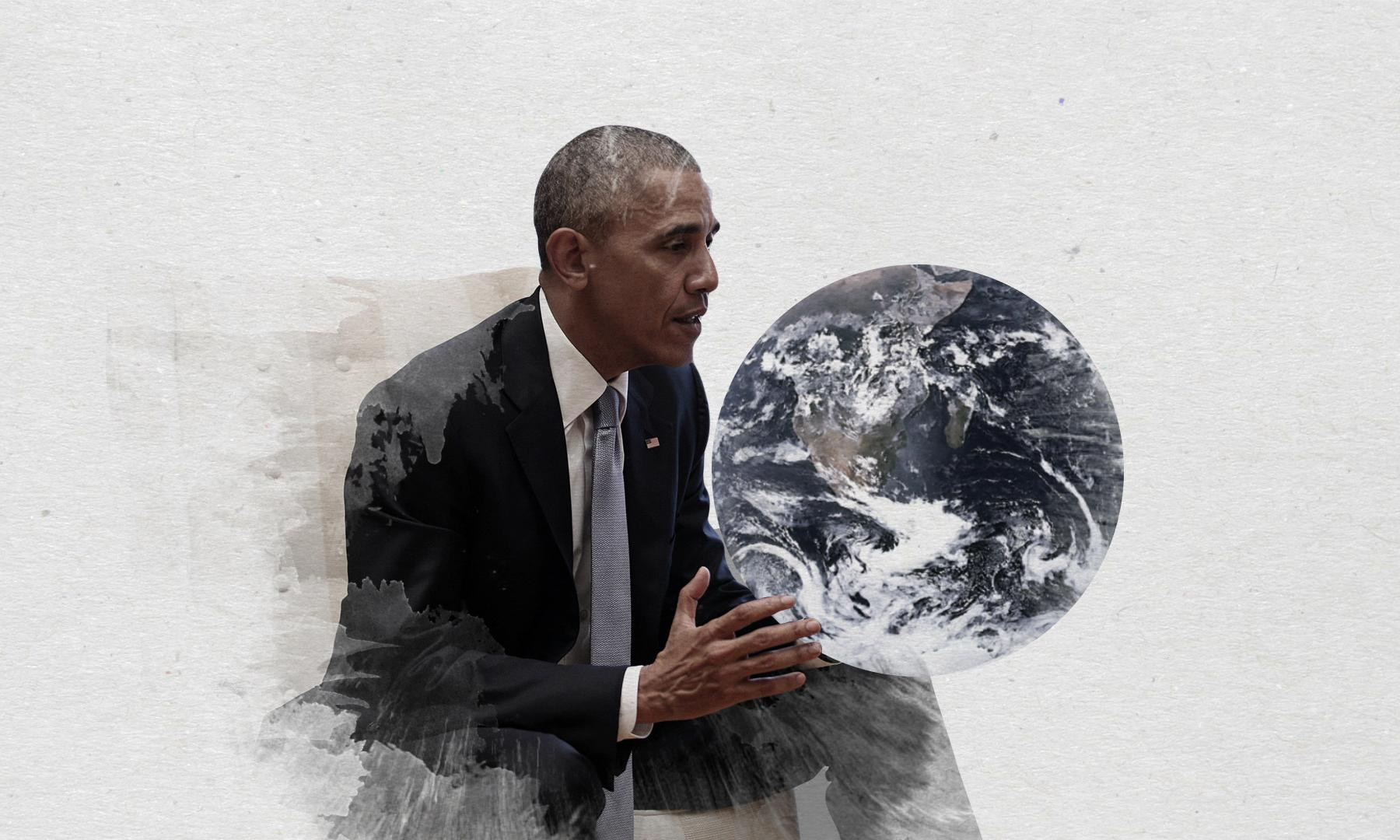 Obama's dirty secret: the fossil fuel projects the US littered around the world