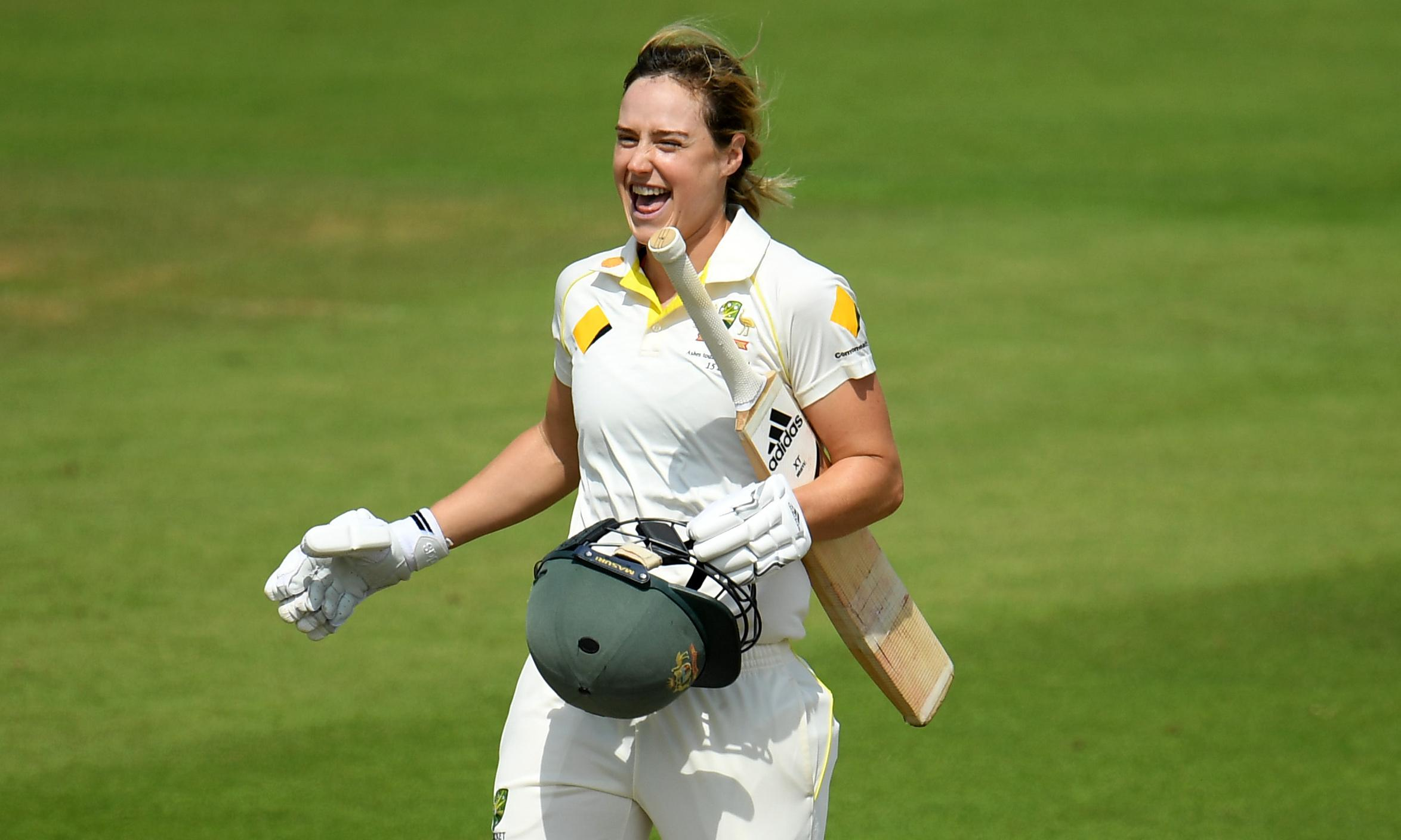 Ellyse Perry is a joy to watch. If only we had more opportunities