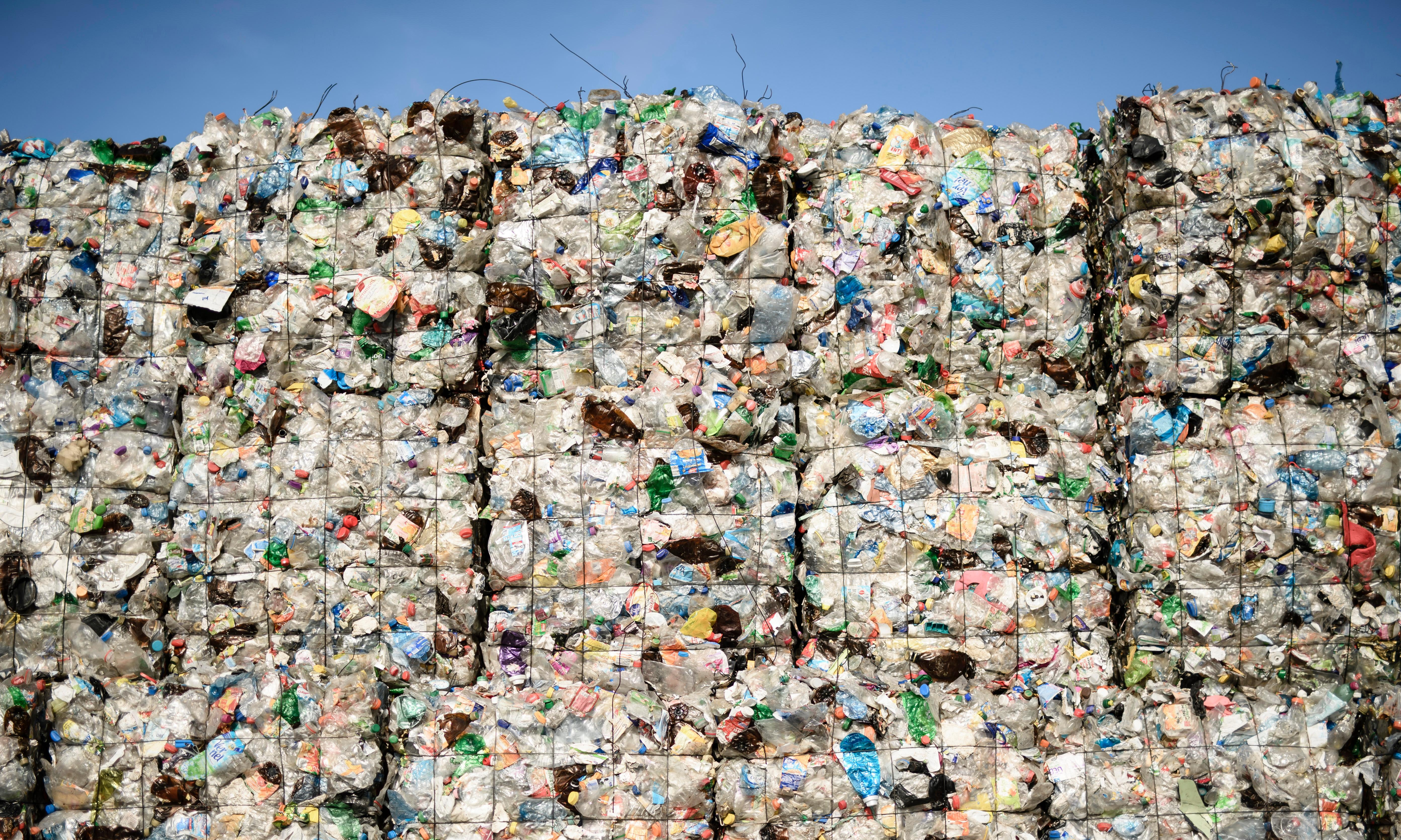 Why the Guardian is taking on America's plastic waste crisis