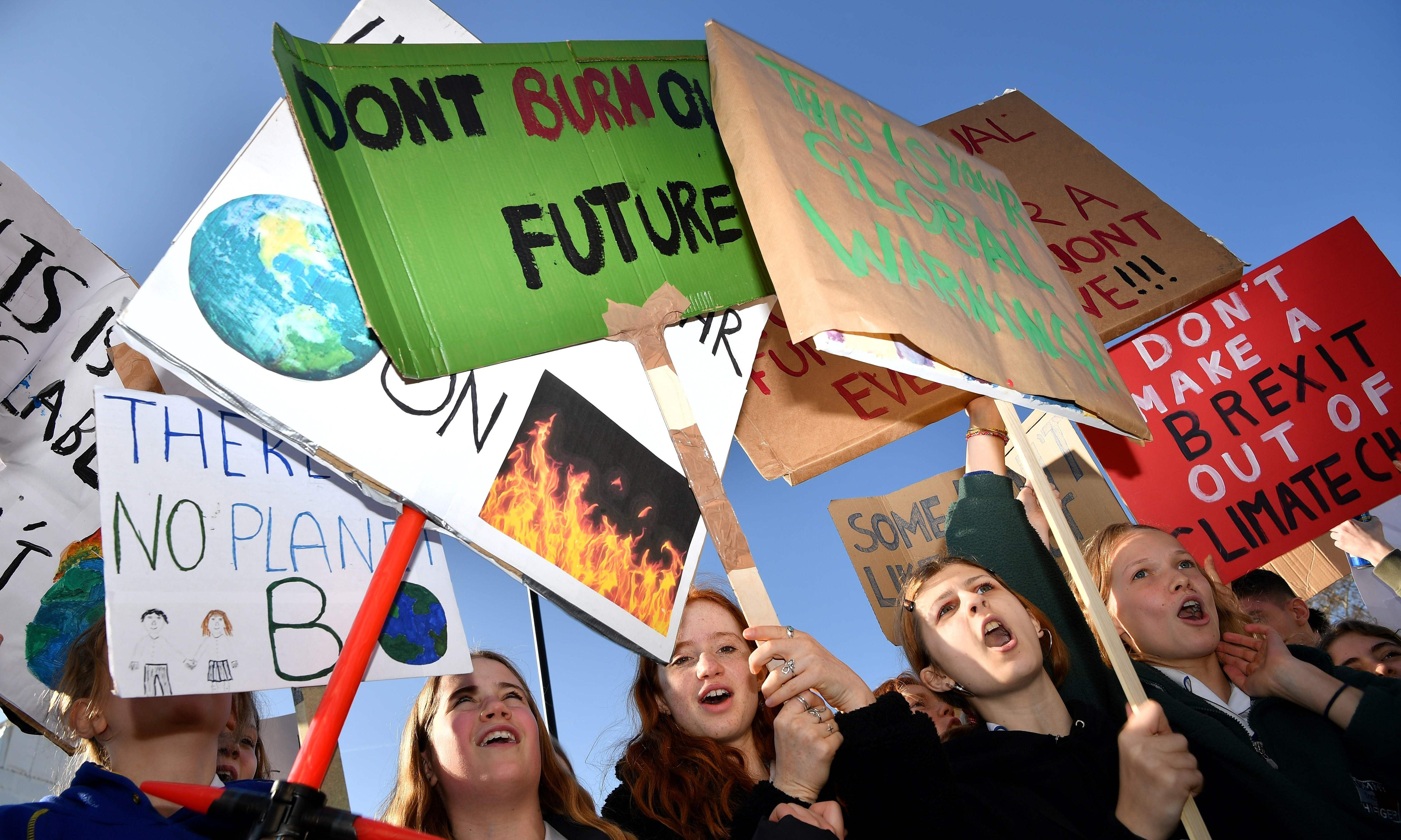 Don't know how to save the planet? This is what you can do