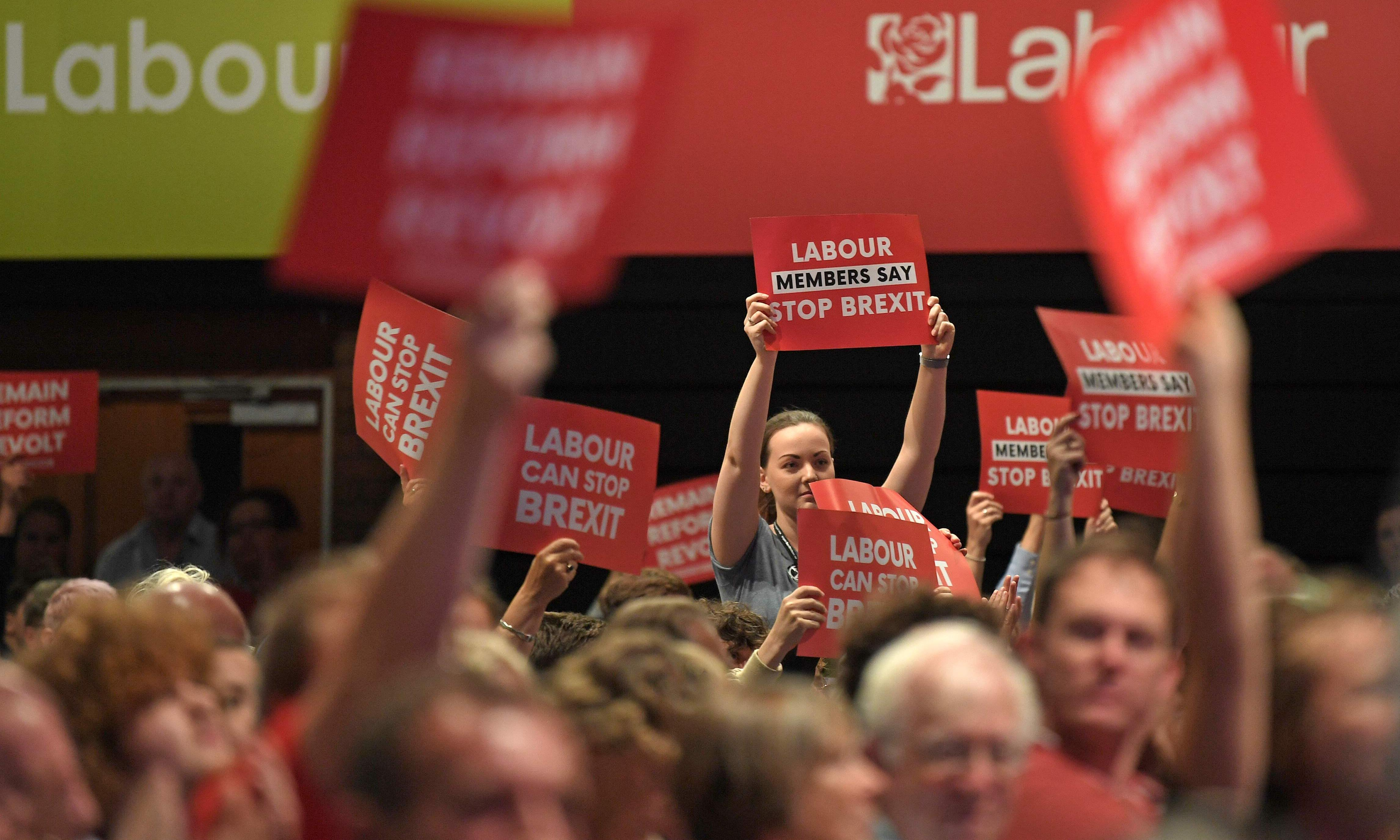 How Brexit exposed the frailties in Labour