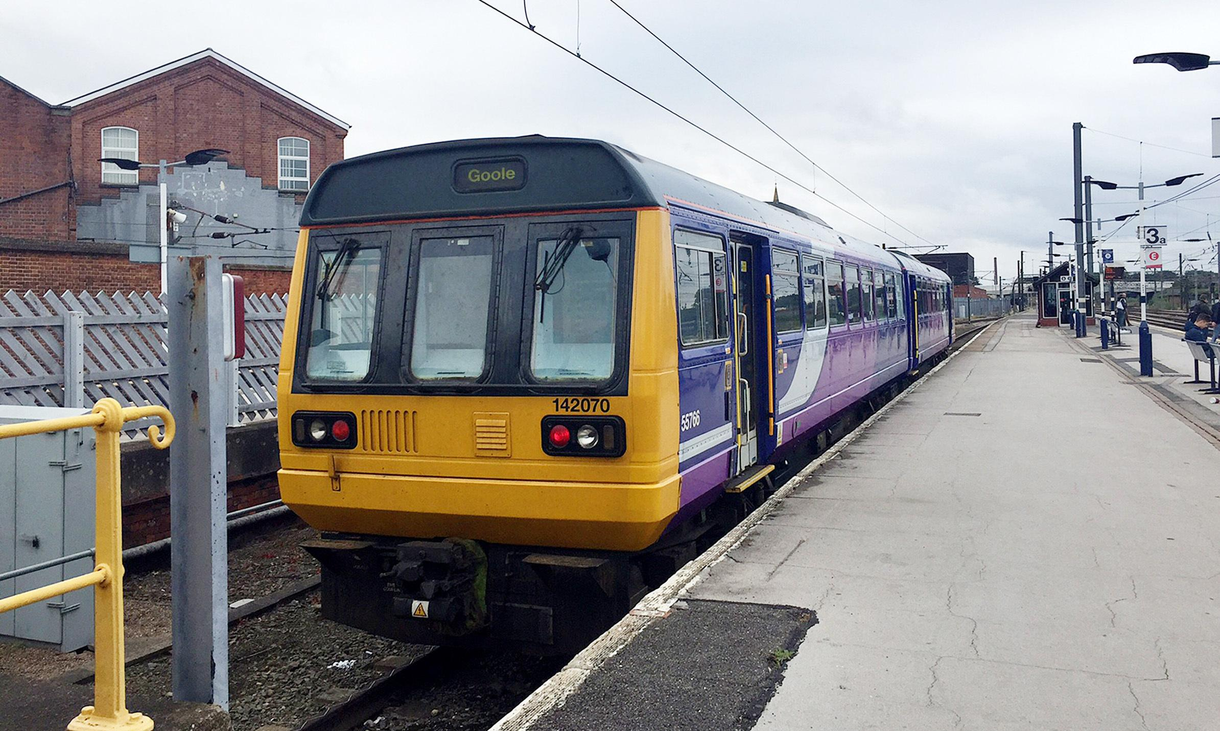 Pacer train passengers deserve fare cuts, say northern England leaders