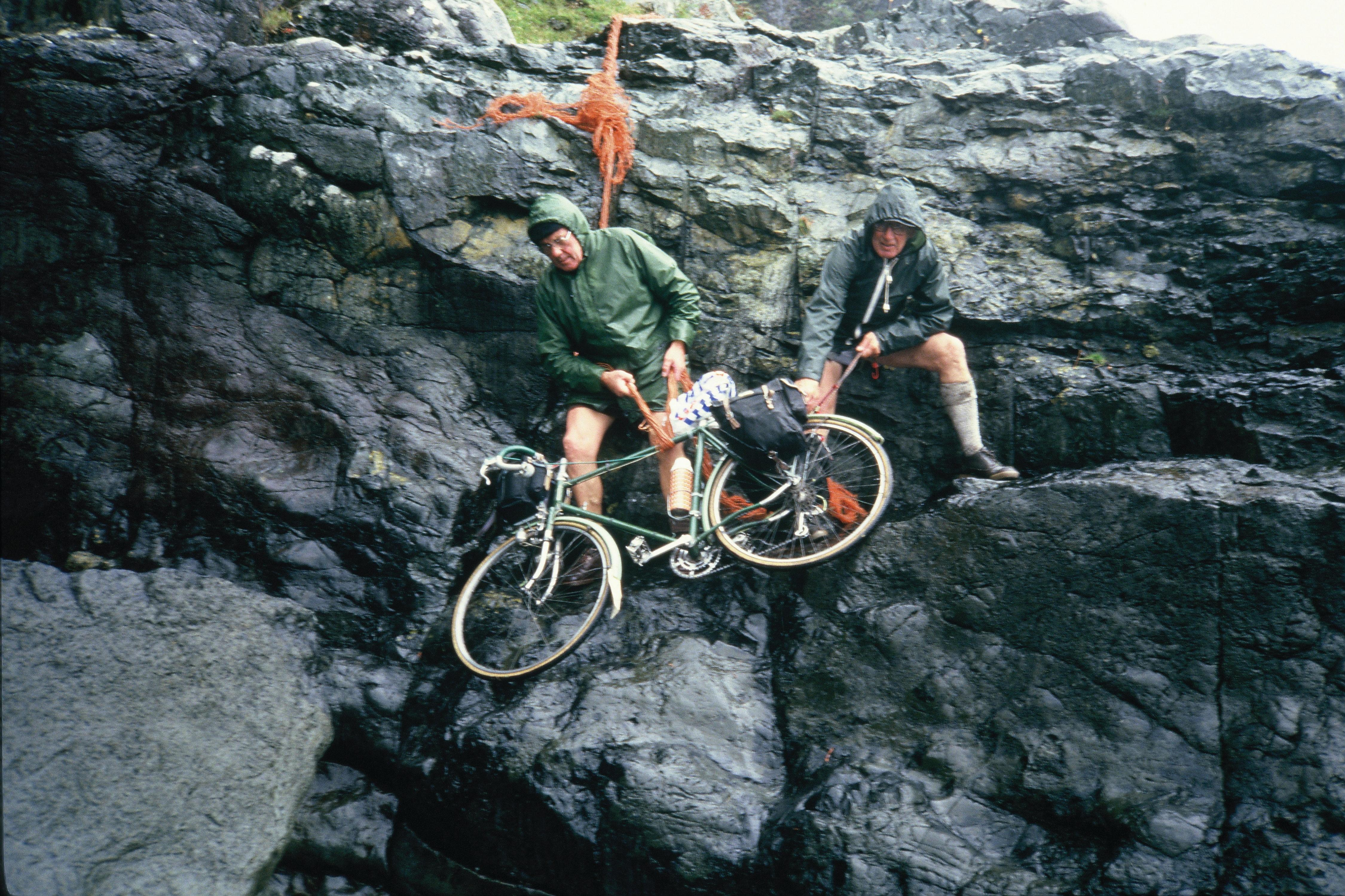 Break the cycle: Britain's oldest off-road club