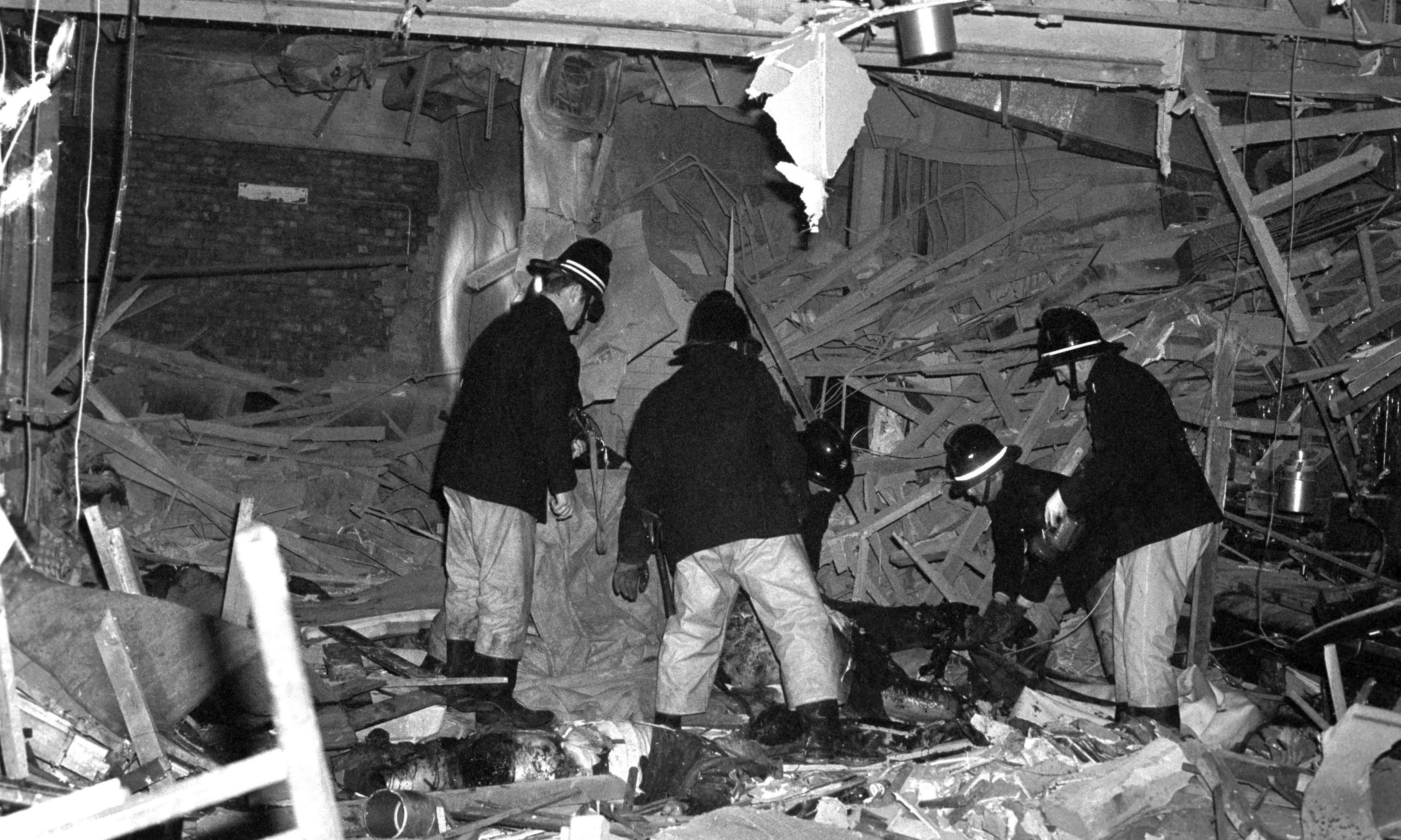 Birmingham pub bombings: IRA bomber names four men he says were responsible