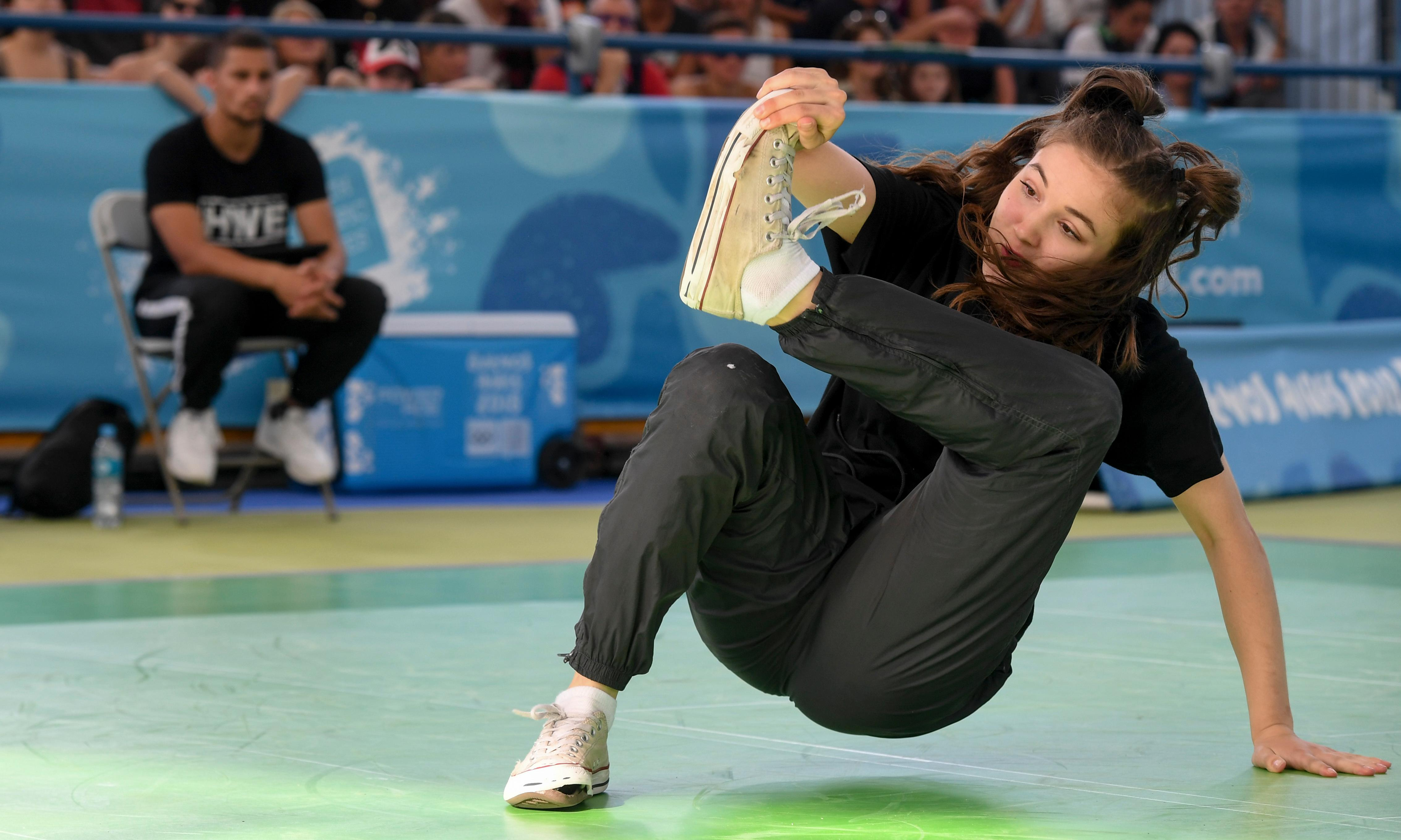 Breaking news: Street dance moves closer to Olympic debut at Paris 2024