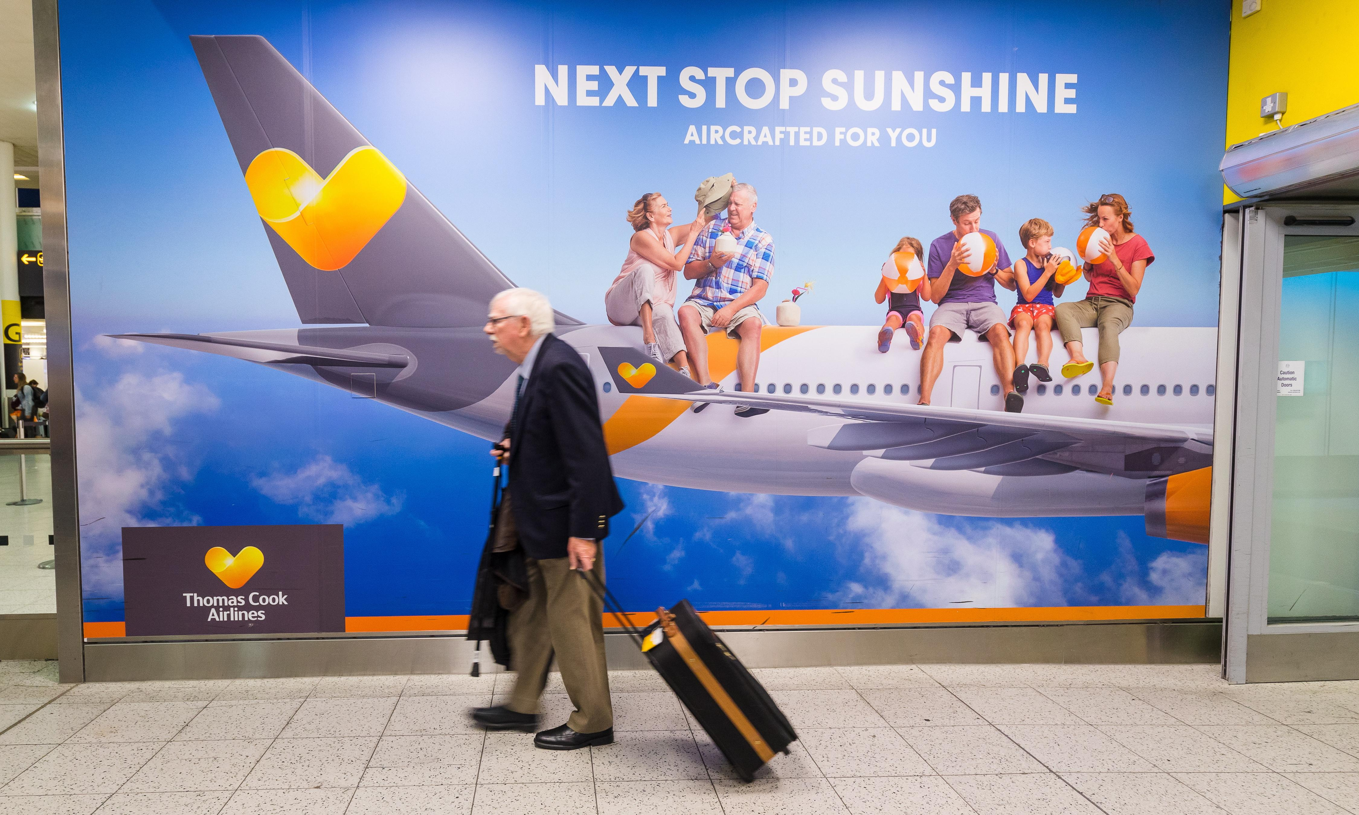 Yes, businesses fail. But Thomas Cook's bosses ignored the brutal facts