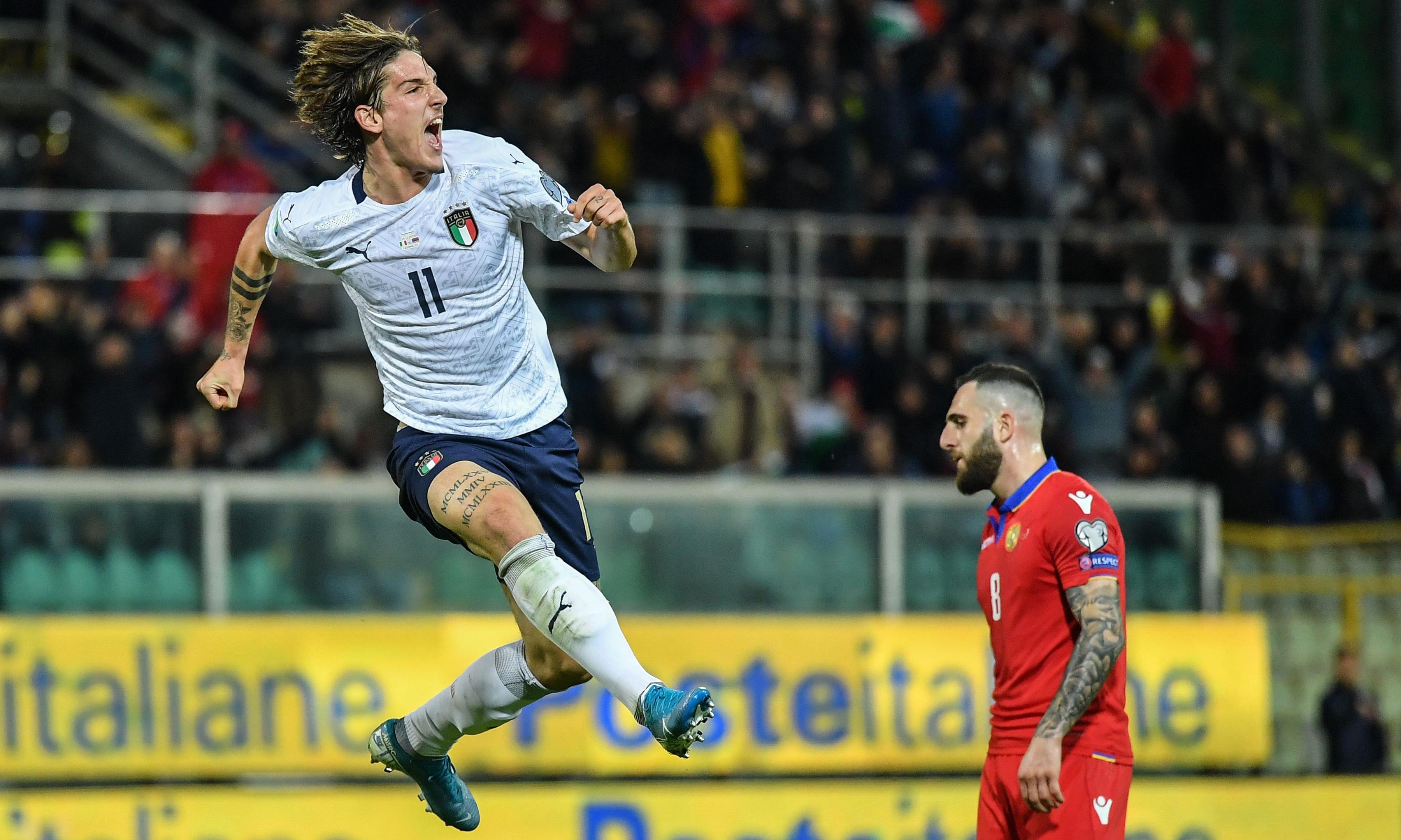 Euro 2020 roundup: Italy crush Armenia 9-1 while Spain hammer Romania
