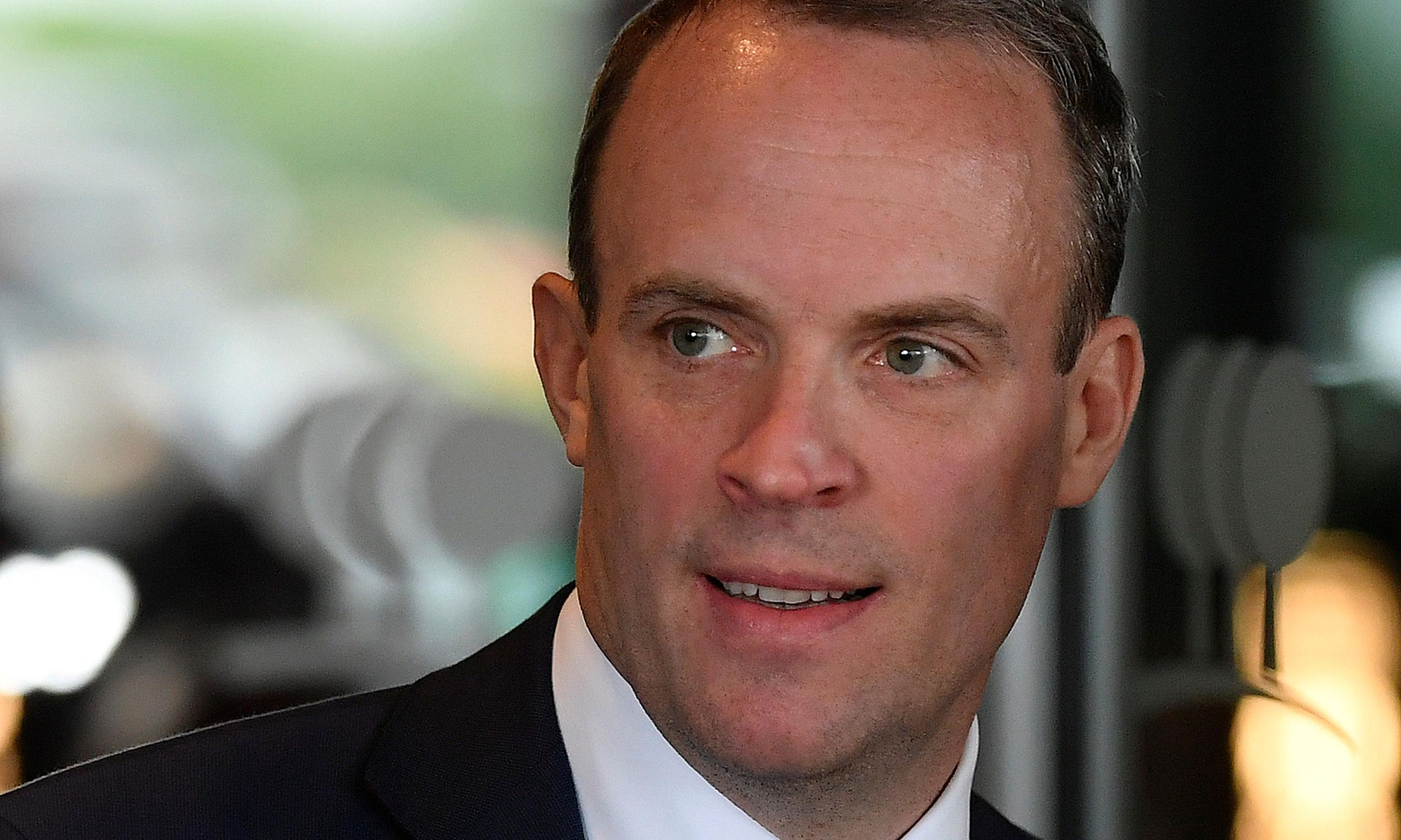Dominic Raab: Tories are toast if they miss Brexit October deadline