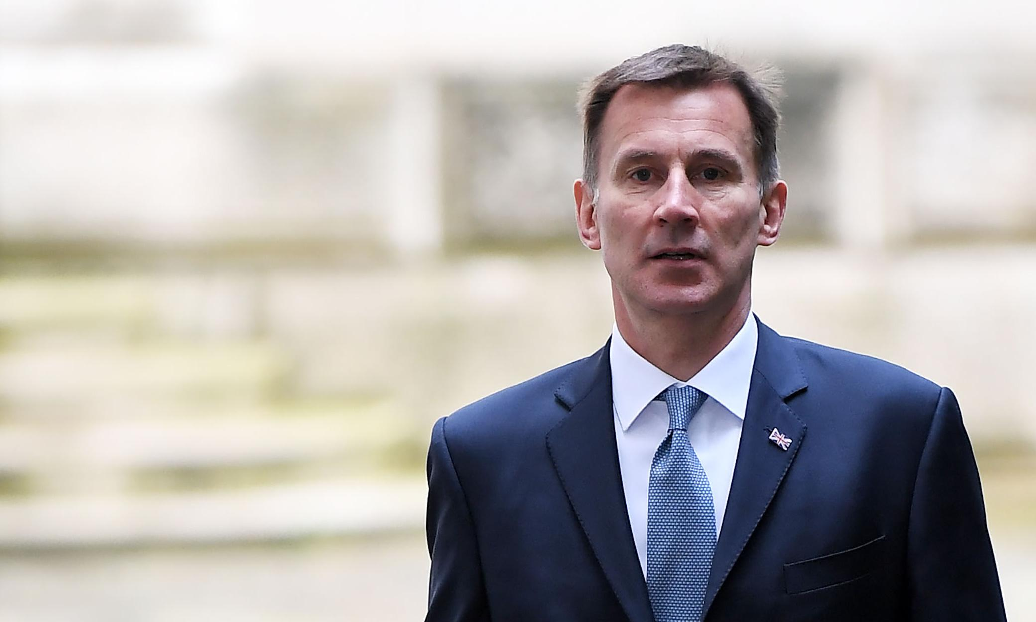 Does Jeremy Hunt actually want to kill old people?