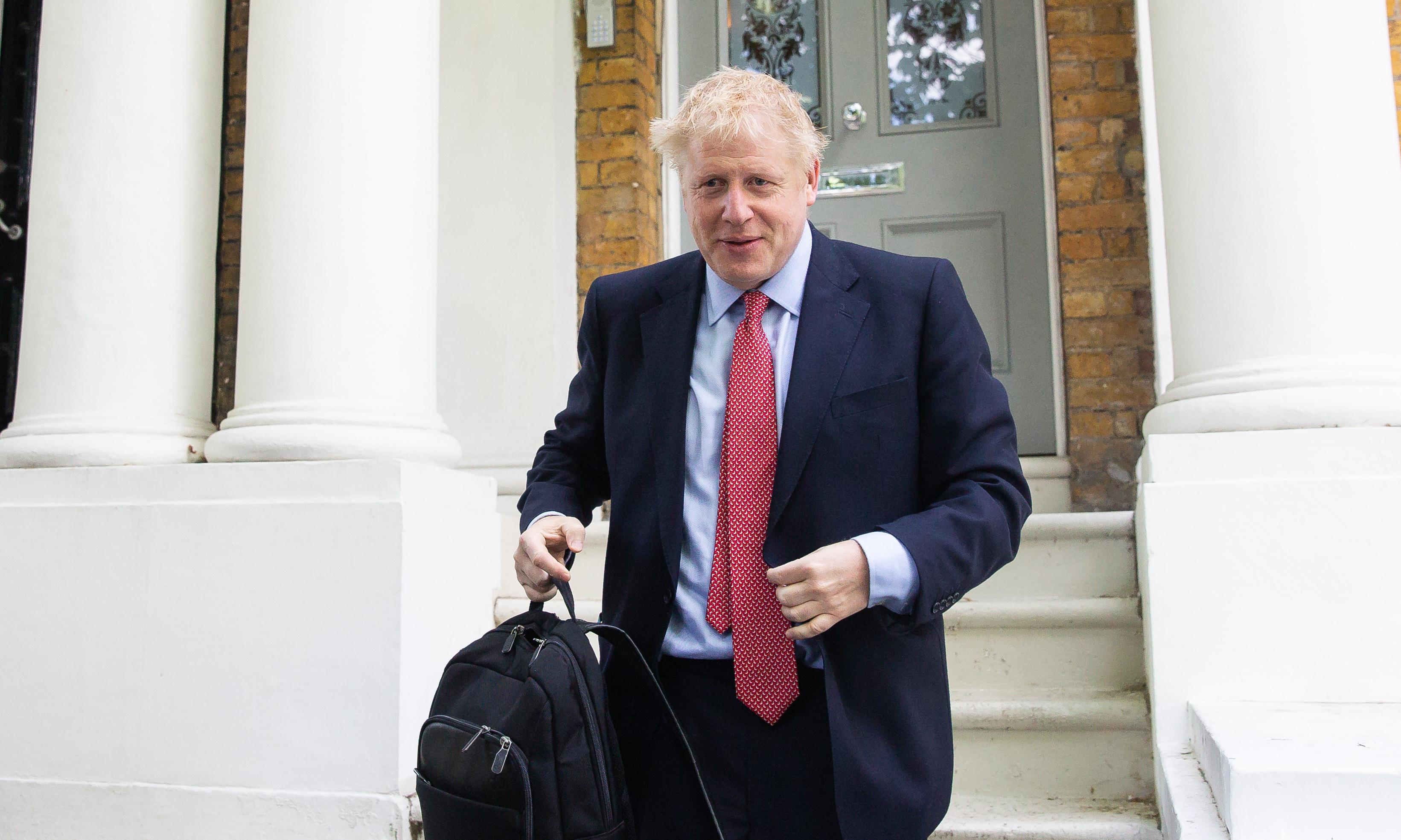 Boris Johnson's neighbour: 'There was no response, so we called the police'