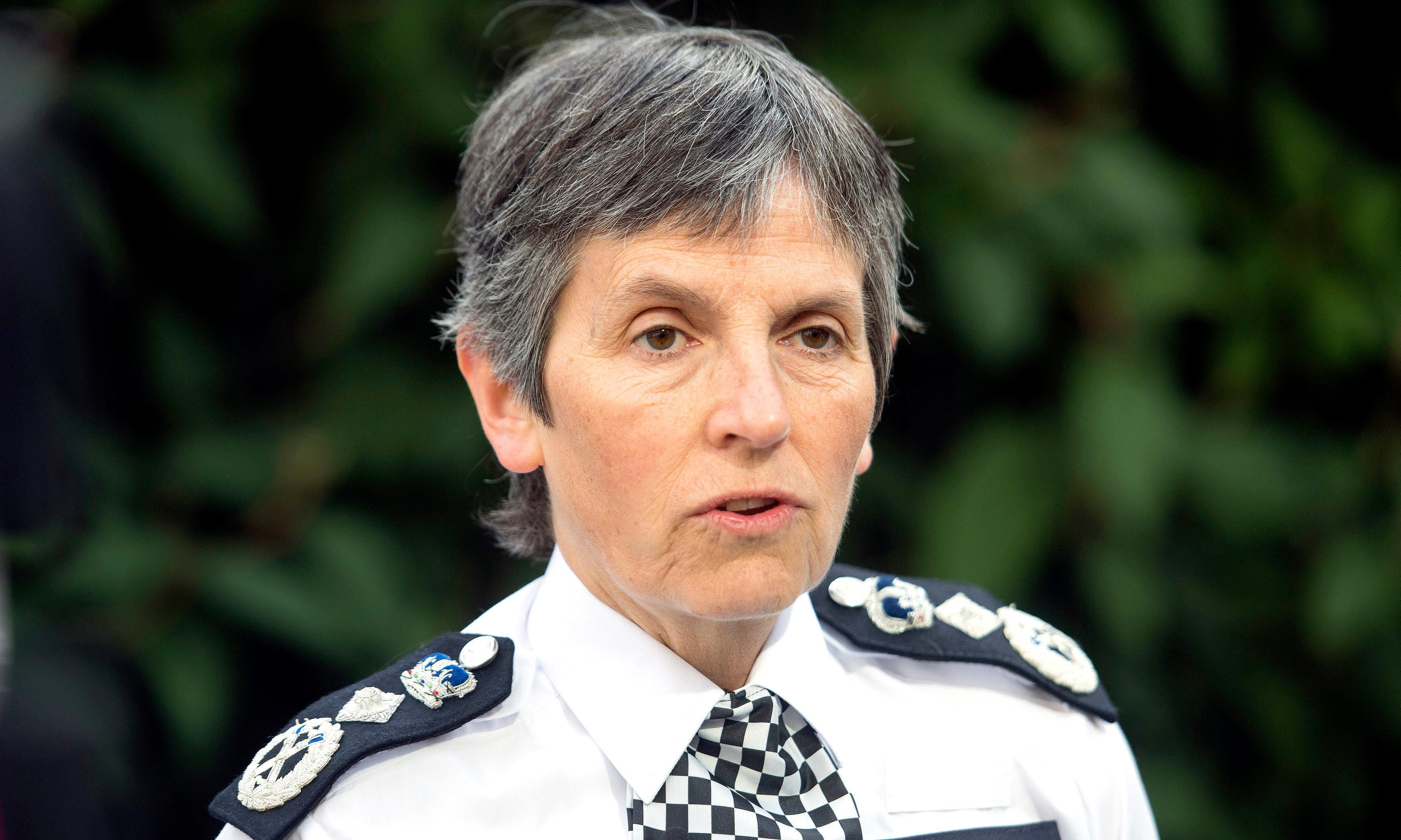 Met disproportionately white for another 100 years – police leaders