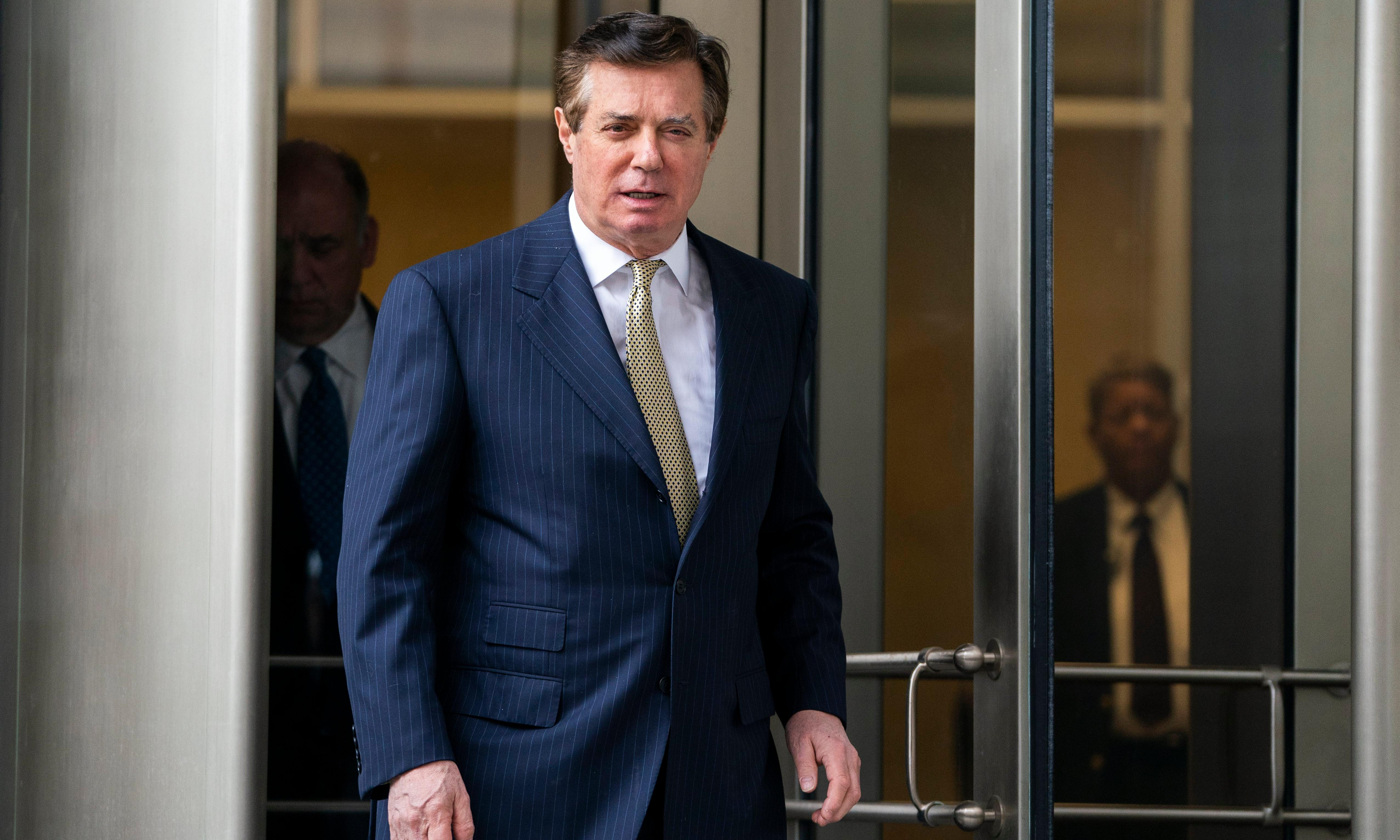Mueller: Paul Manafort is hardened criminal who 'repeatedly' broke law