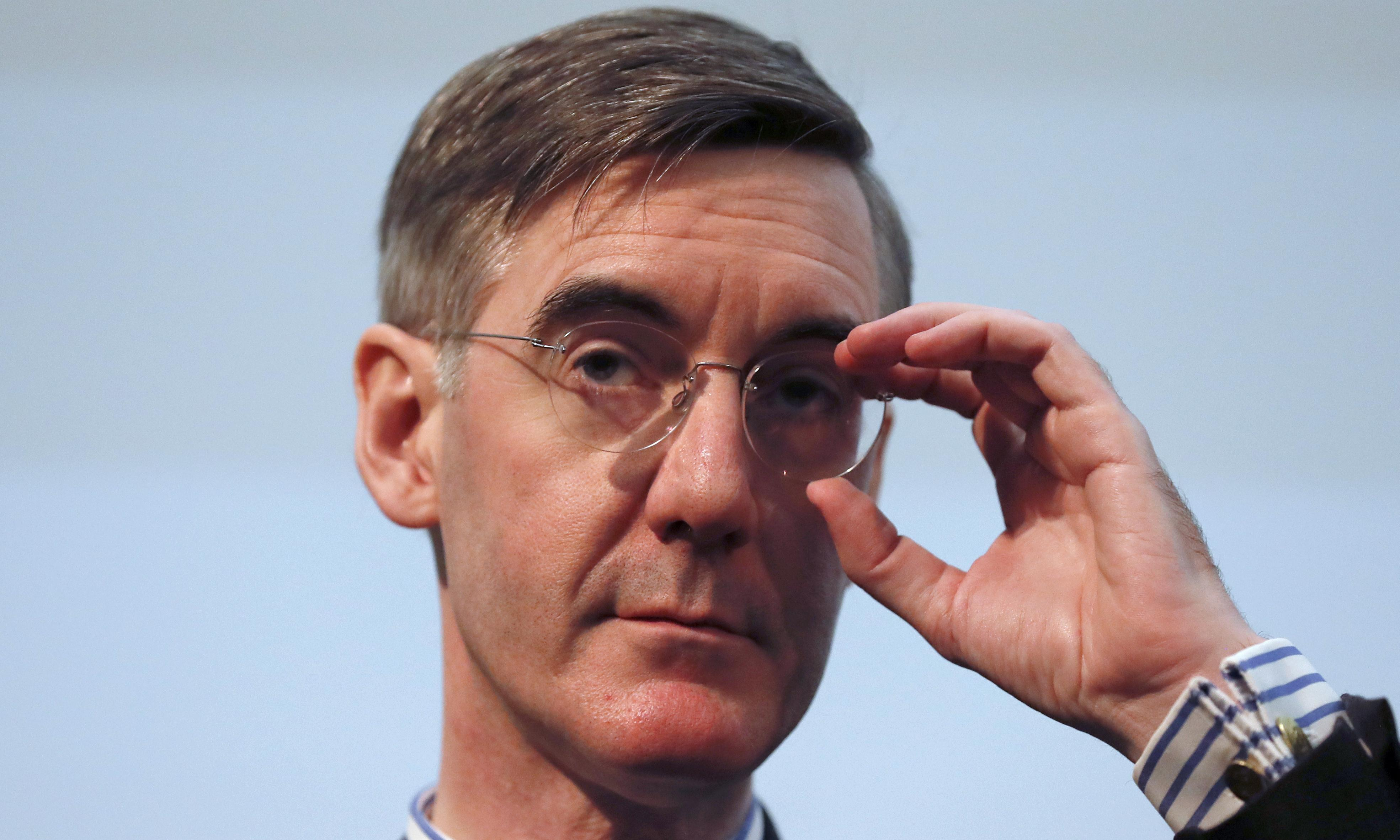 An invitation to get up Rees-Mogg's nose