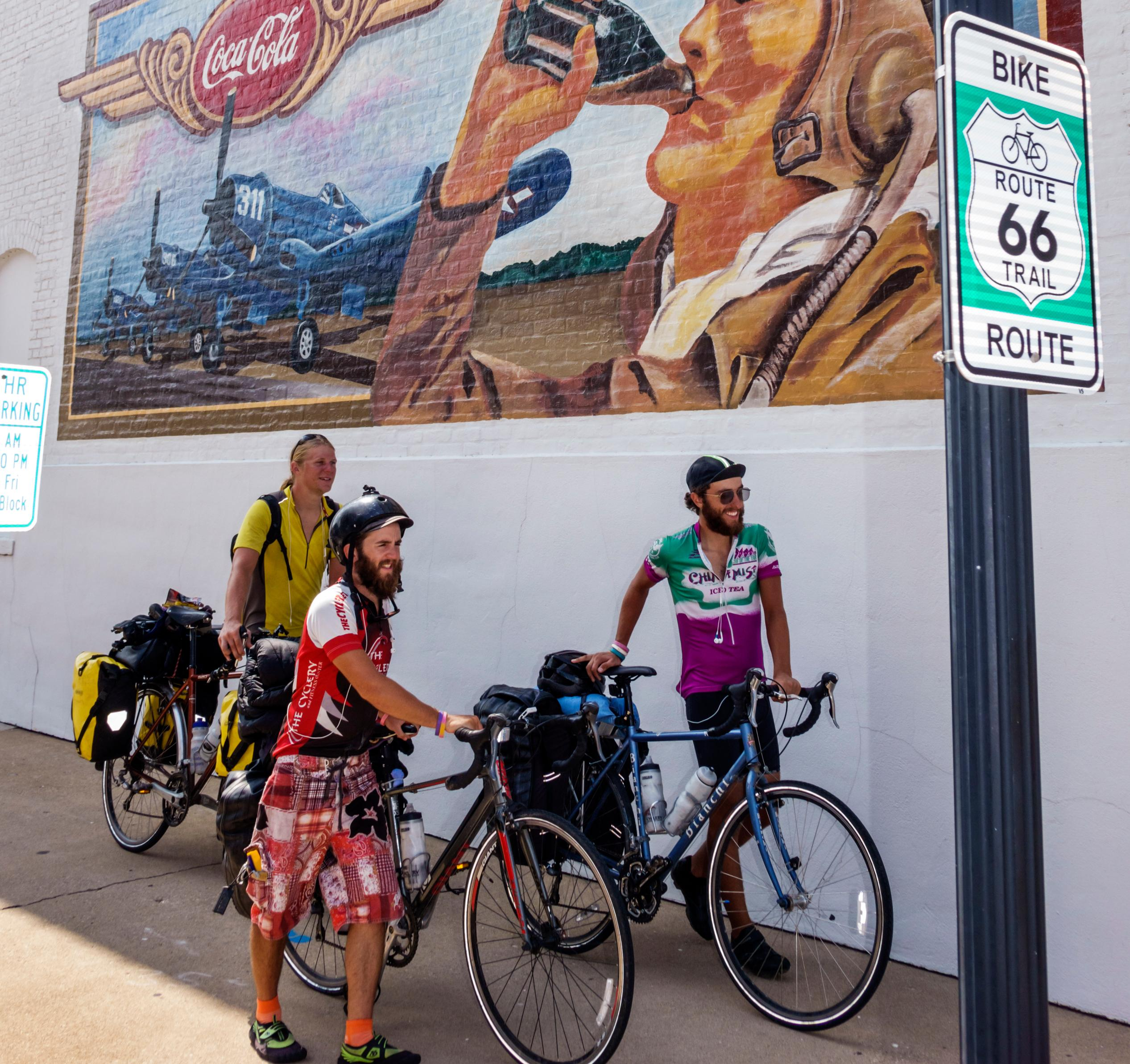Get your kicks on Route 66: road trips that are even better by bike