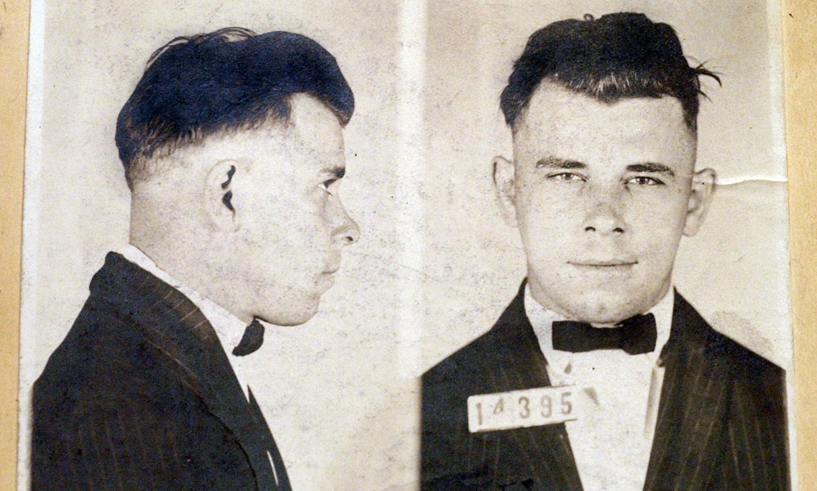 Body of 1930s gangster John Dillinger to be exhumed at family's request