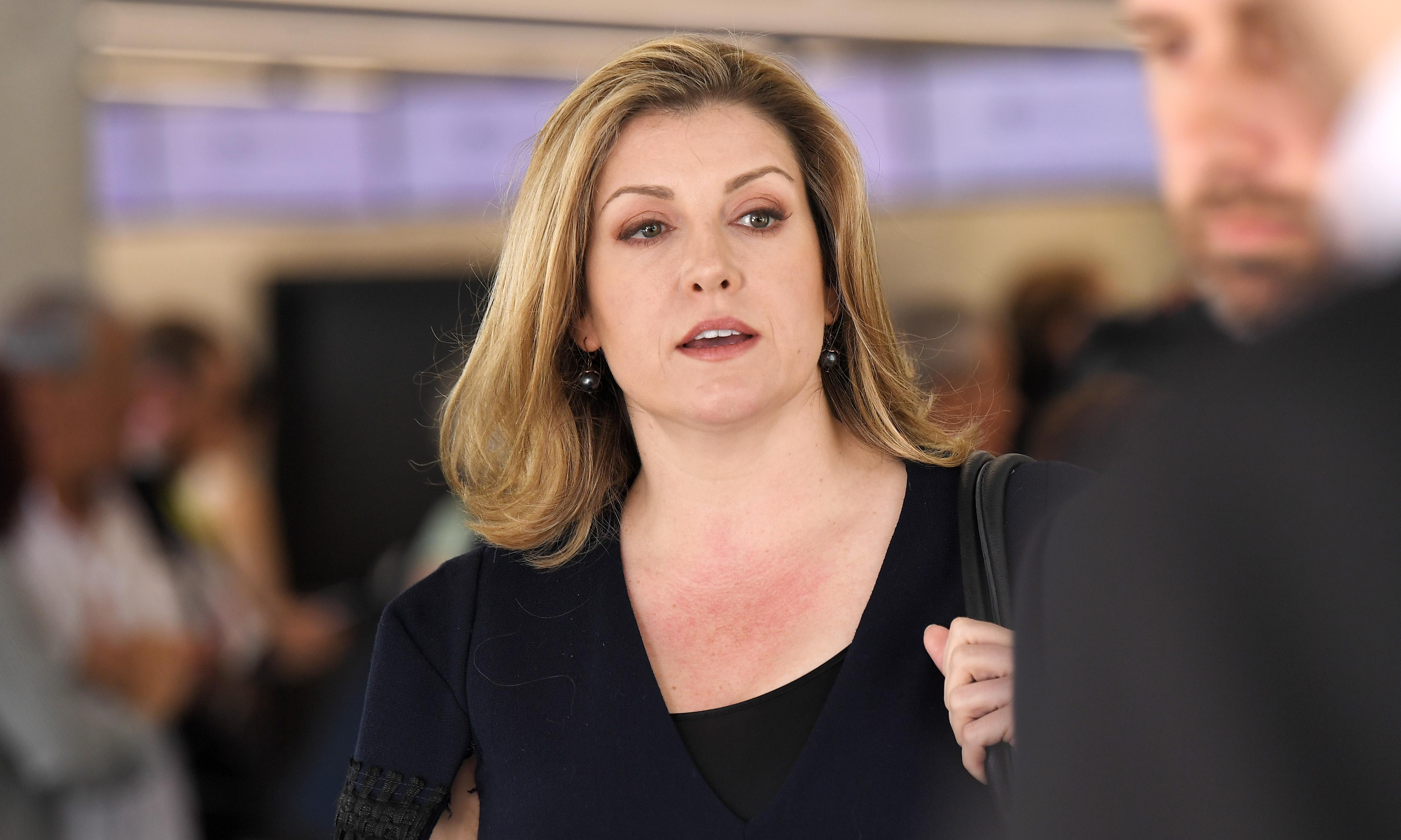 Penny Mordaunt: calls for Gulf crisis Cobra meeting 'ignored'