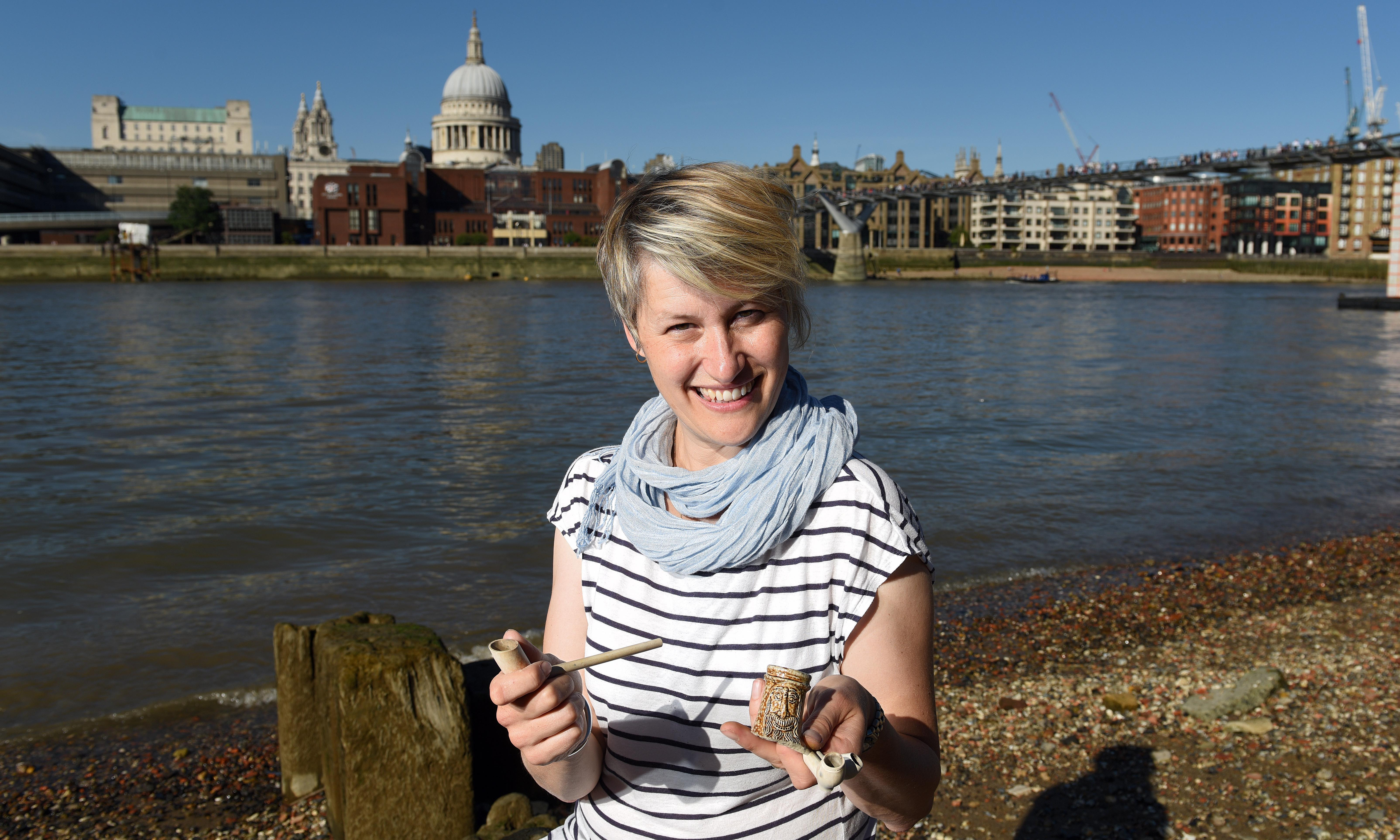 Mudlarking by Lara Maiklem review – lost and found on the River Thames