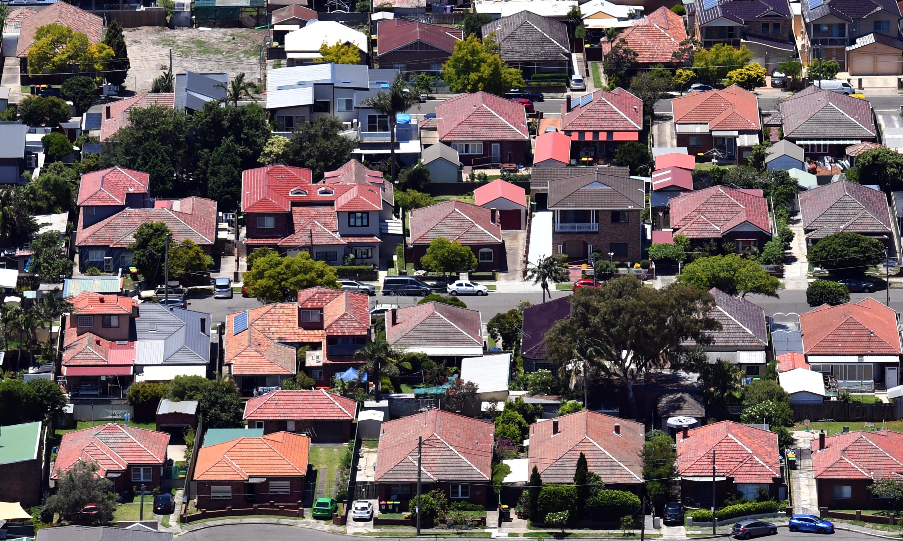 Australian house prices rise more than at any time in past four years