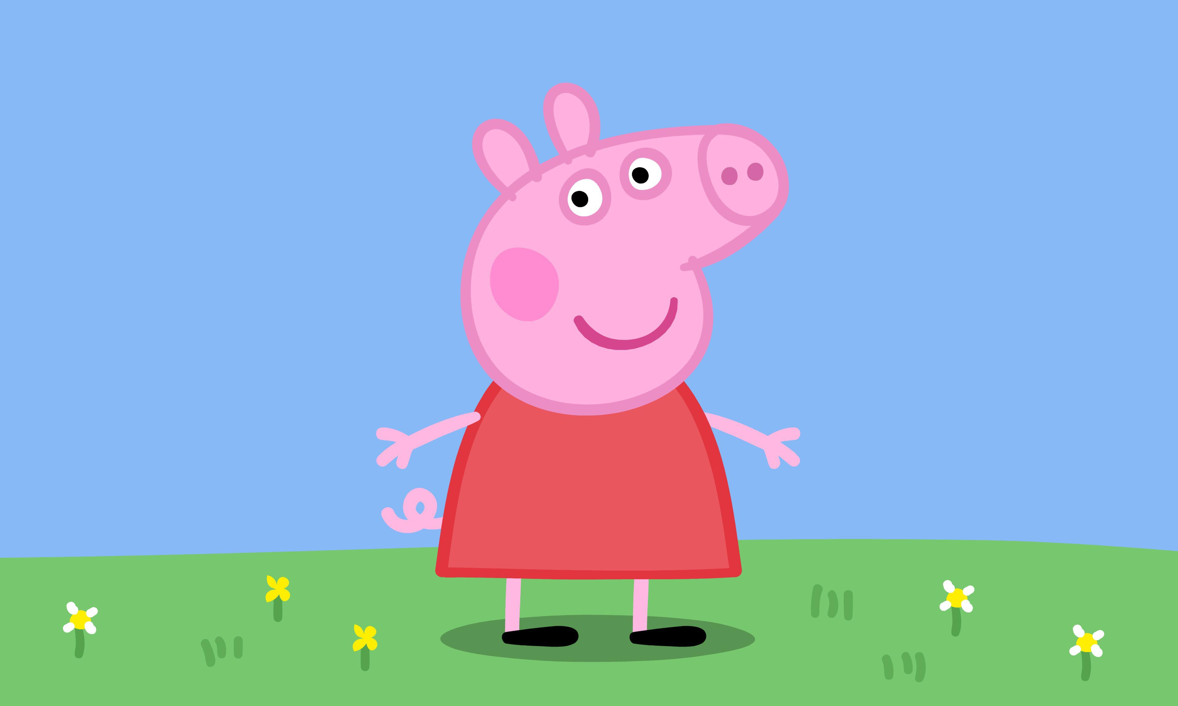 Telling porkies: no, Peppa Pig is not giving American kids British accents