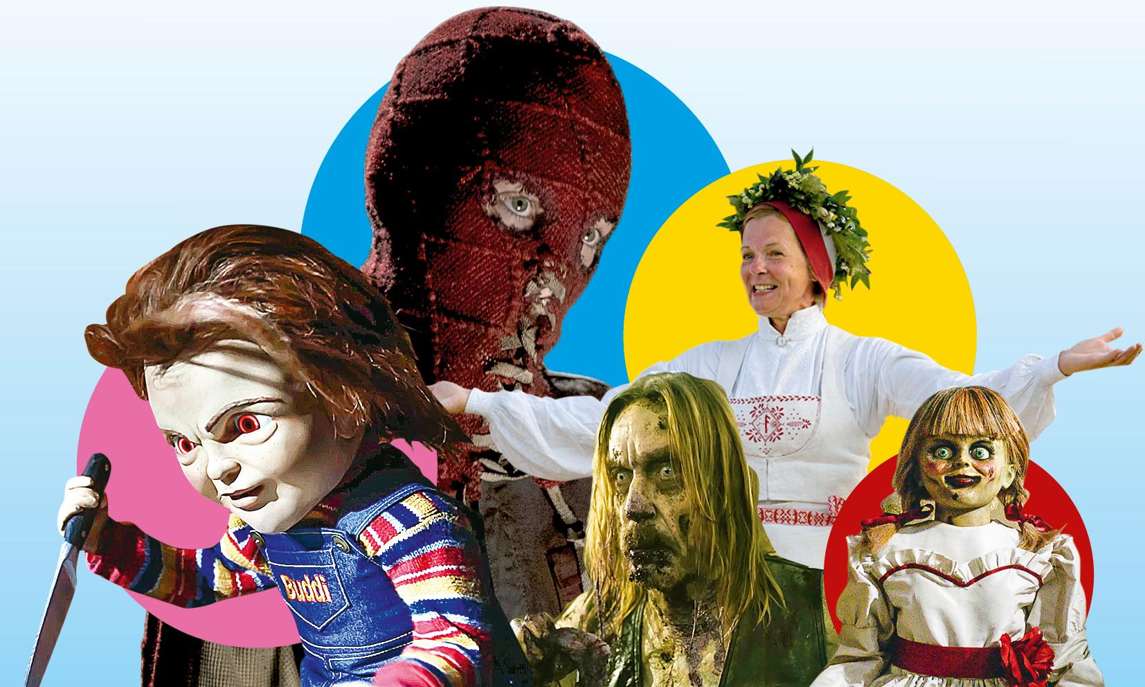 How did horror become a year-long box office slayer?