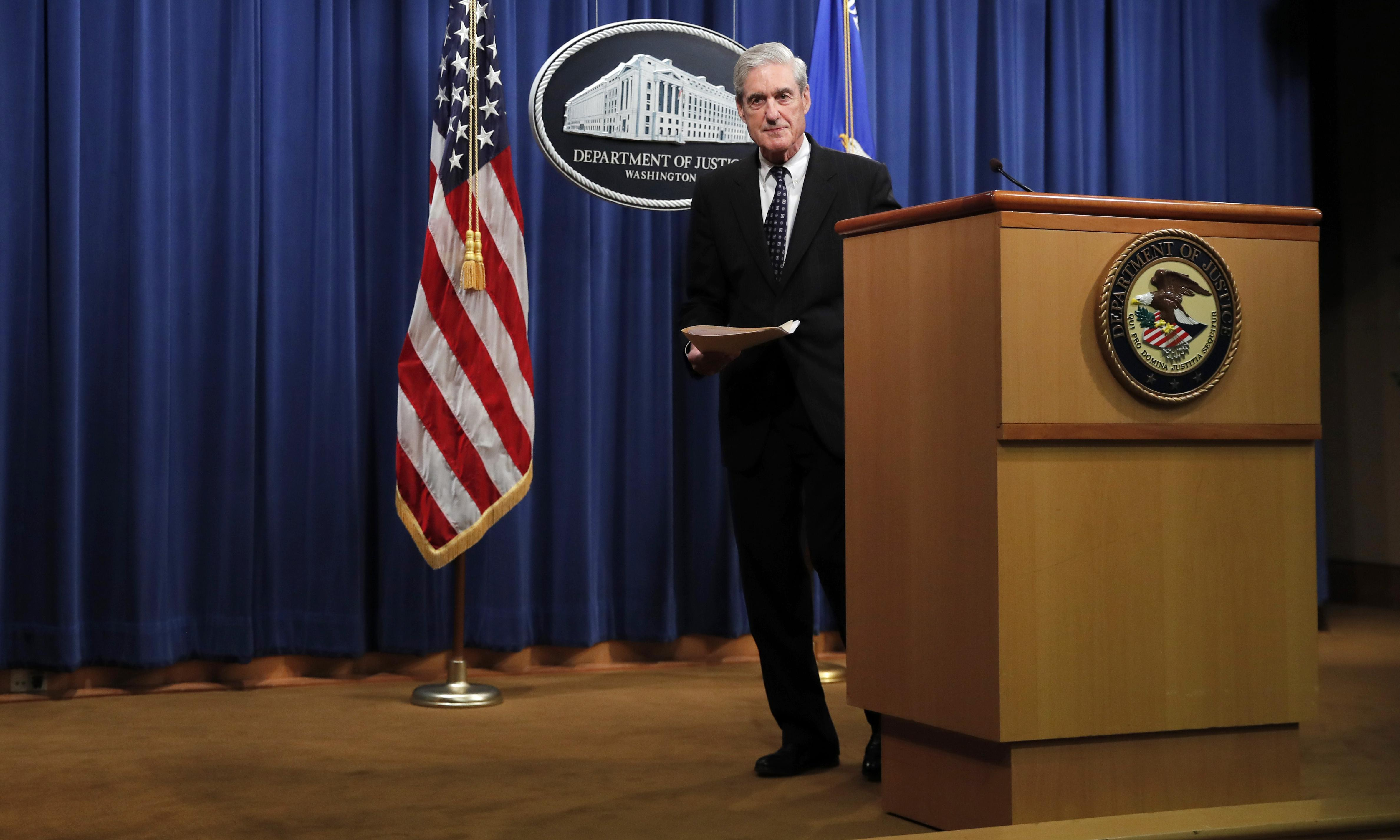 US briefing: Mueller fallout, anti-abortion app and Israel elections