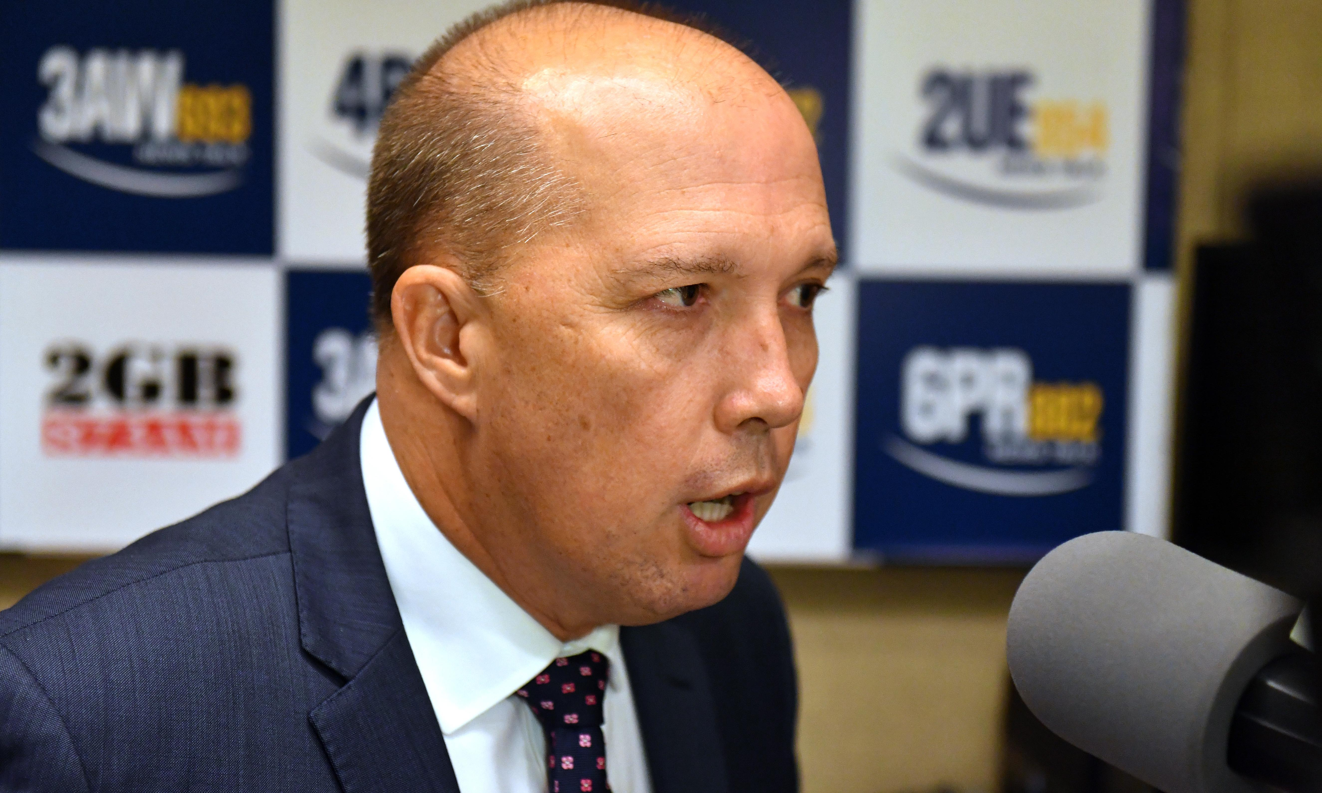 Peter Dutton says Biloela Tamil children are 'anchor babies' used to help case