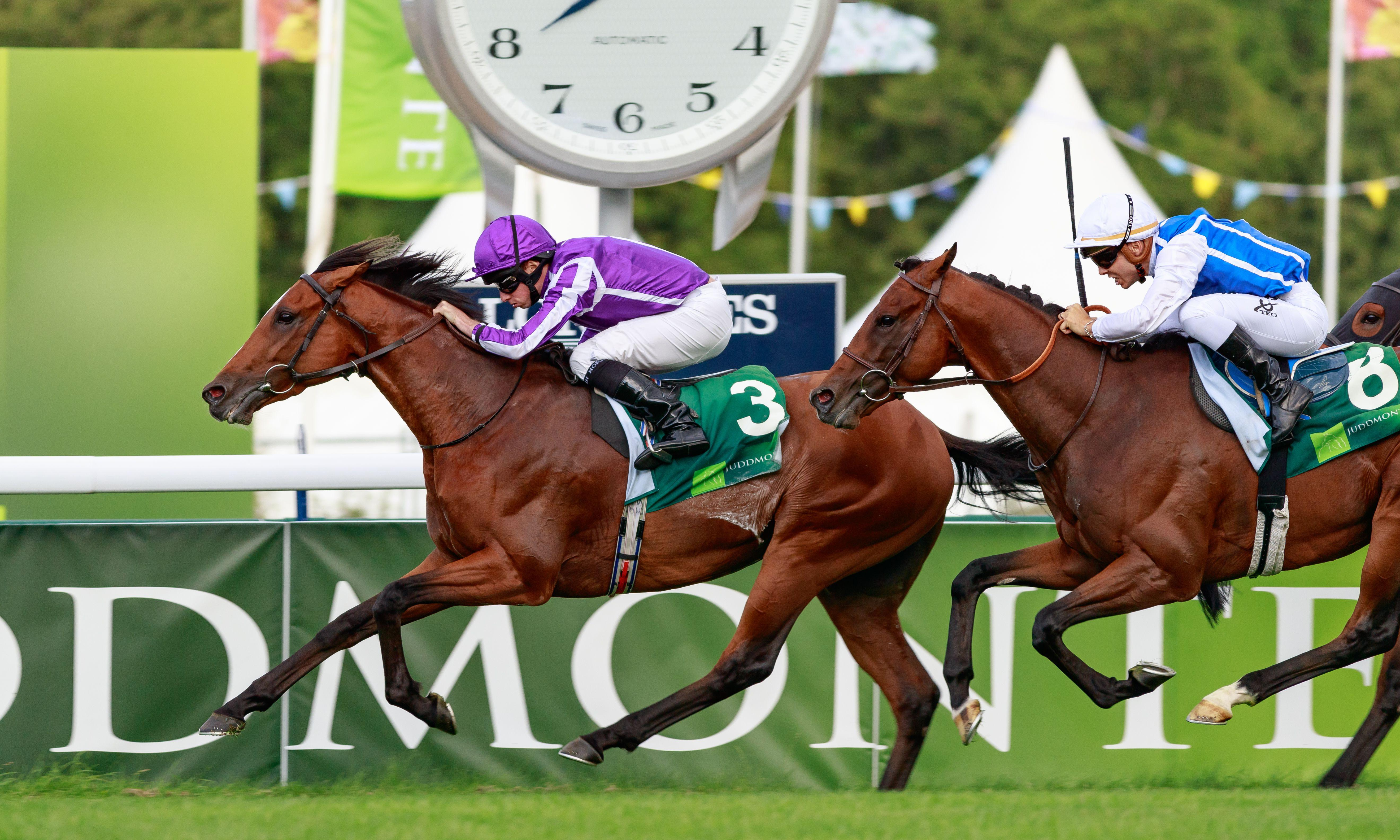 Japan earns first Group One win in Grand Prix de Paris on Bastille Day