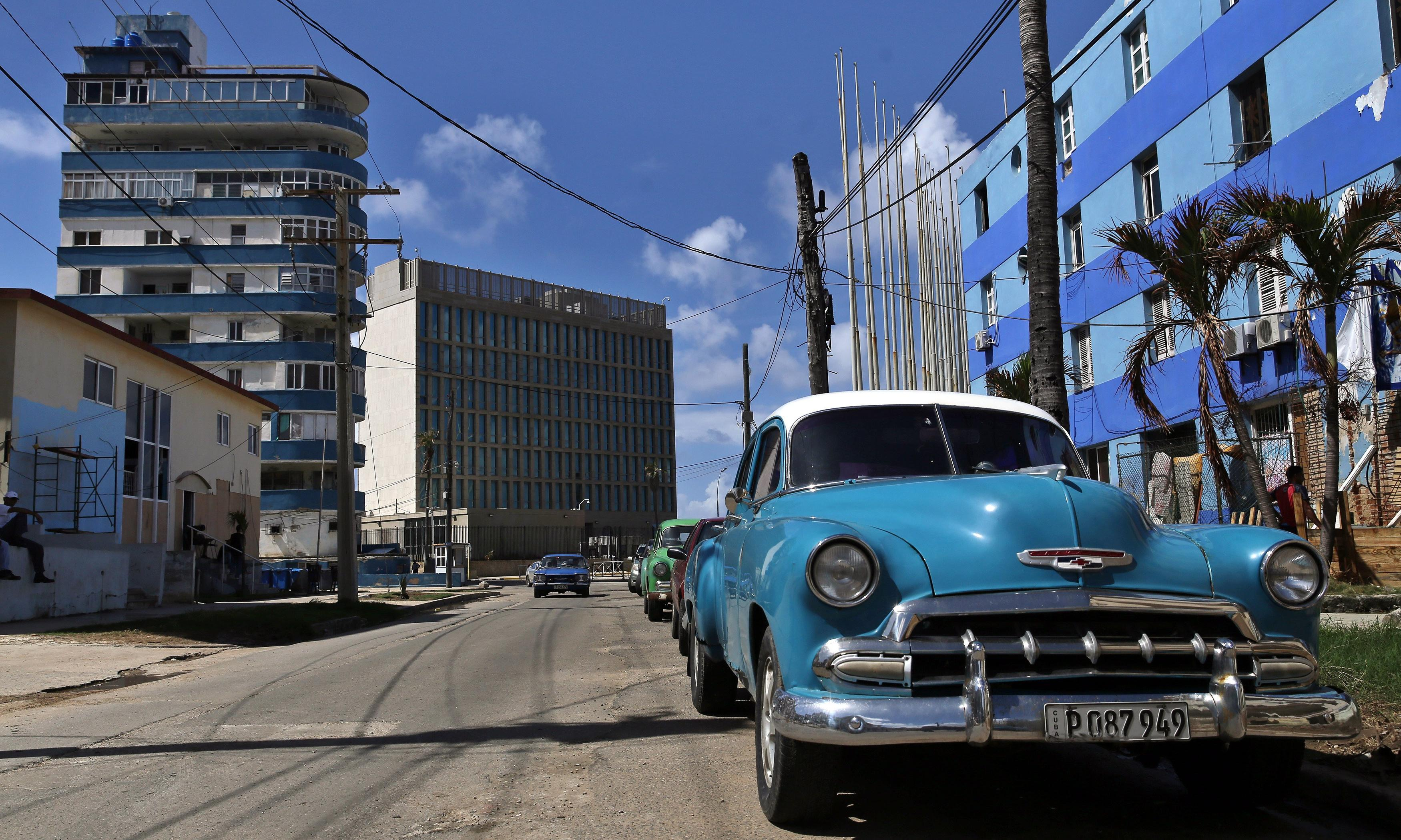 UK diplomatic cables shed light on Cuba 'sonic attacks' scare