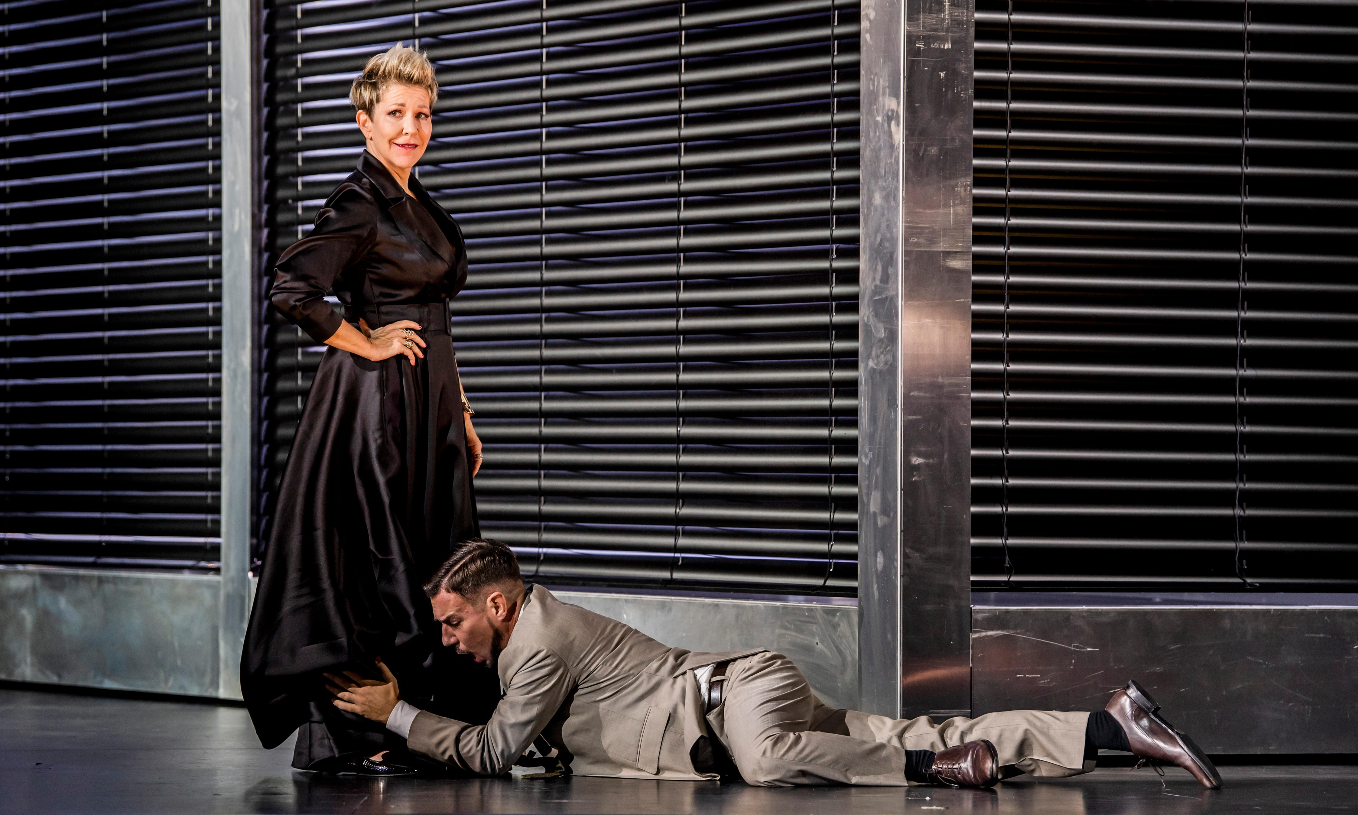 Agrippina review – DiDonato formidable as power-hungry empress